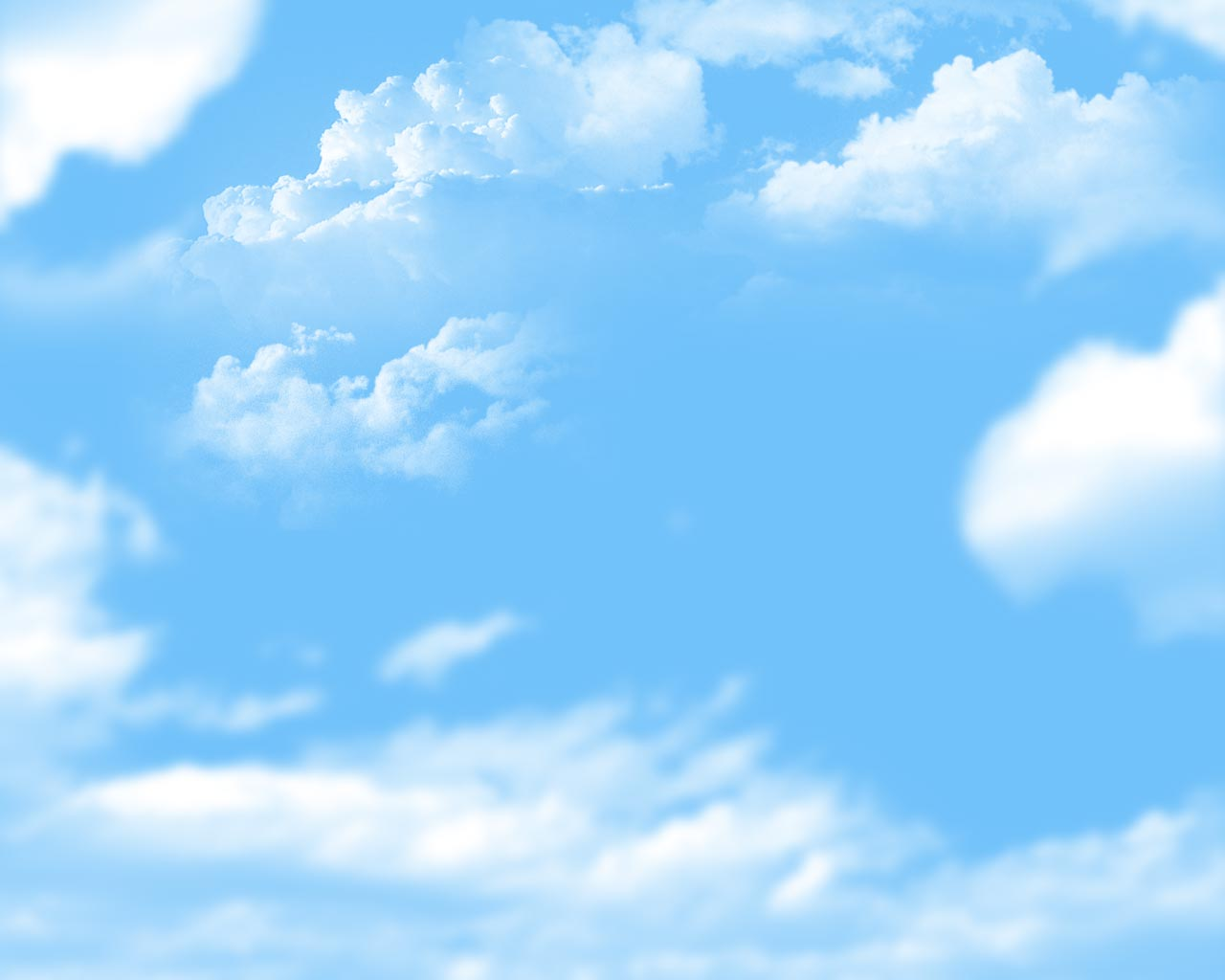 Air and Blue Sky Image