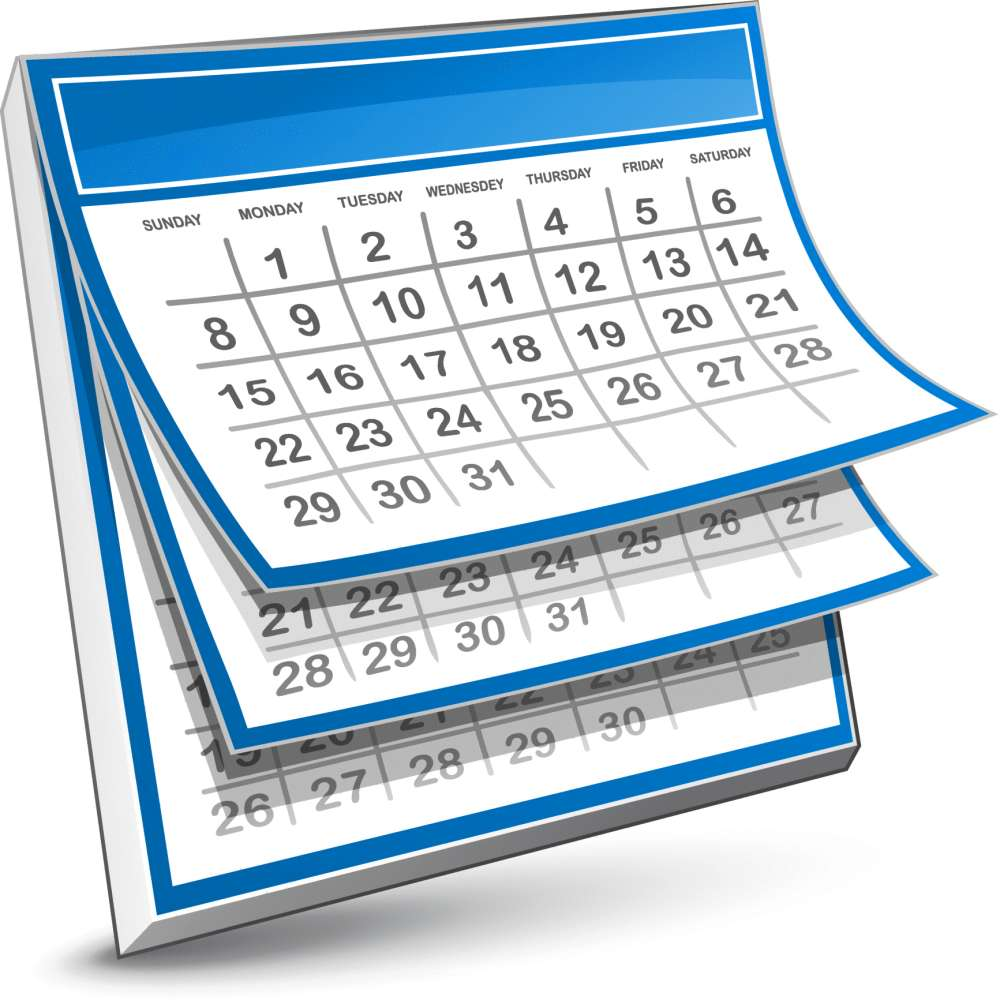 Sheet Block Calendar   97.85 Kb
