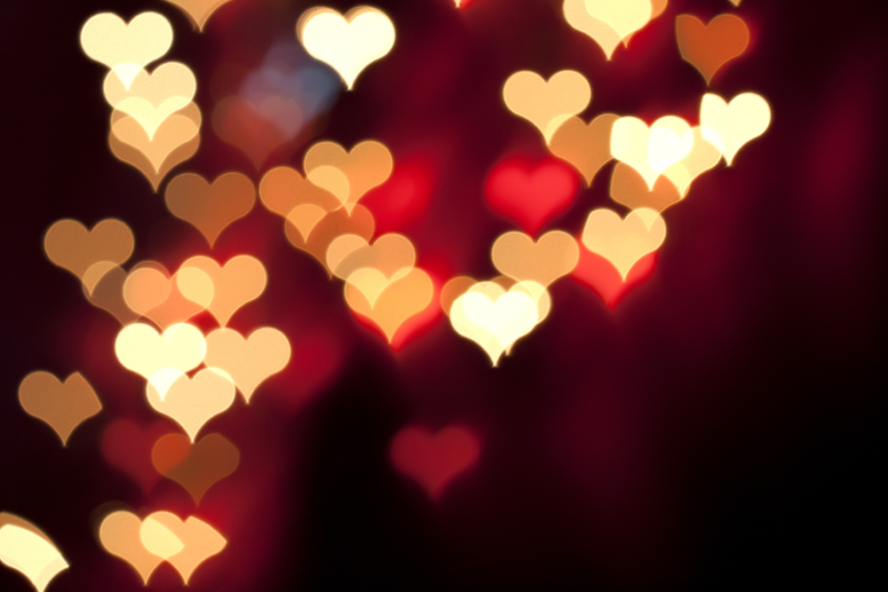 Love Light Hearts