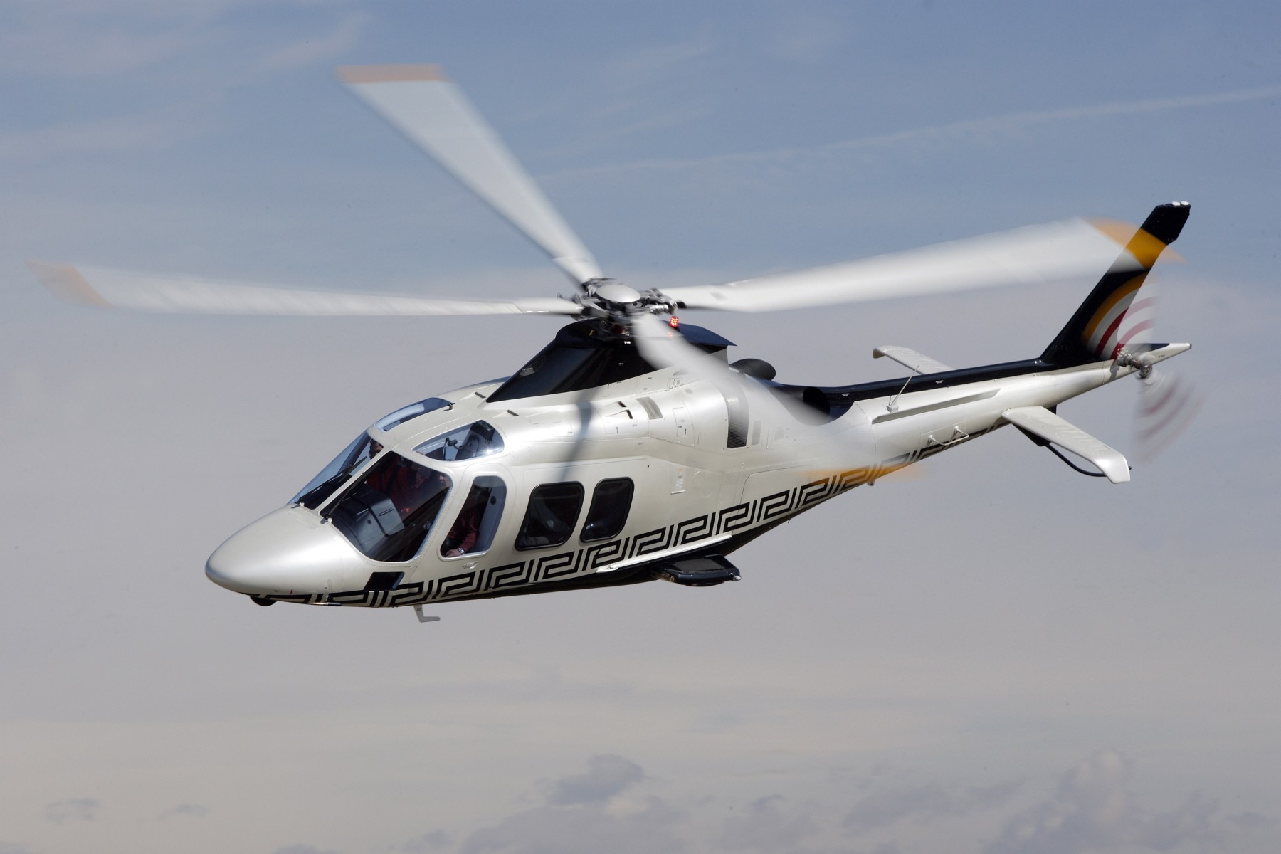 Helicopter Robinson R44 209.12 Kb