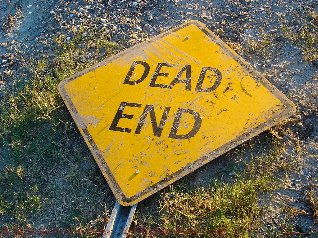 Dead End Sign 1188.09 Kb