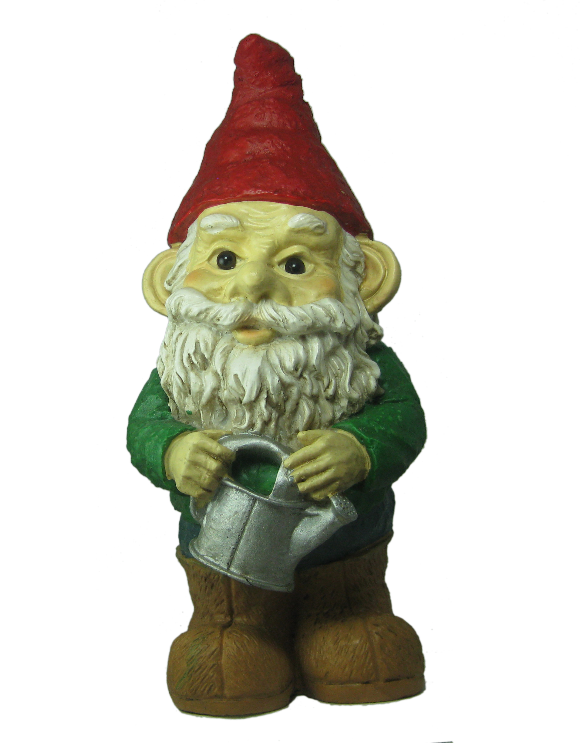Gnome Toy for the Garden 133.51 Kb