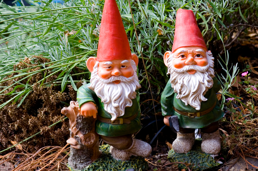 Gnome Garden Decorations  133.51 Kb