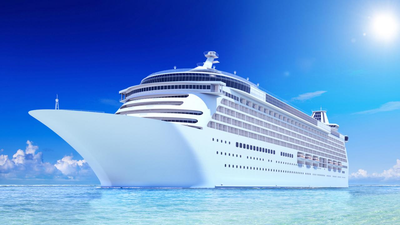 Cruise Ship Design 210.94 Kb