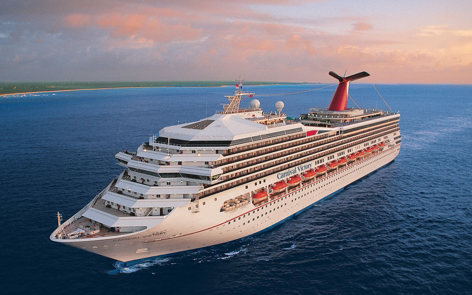 Carnival Victory Cruise Ship 210.94 Kb