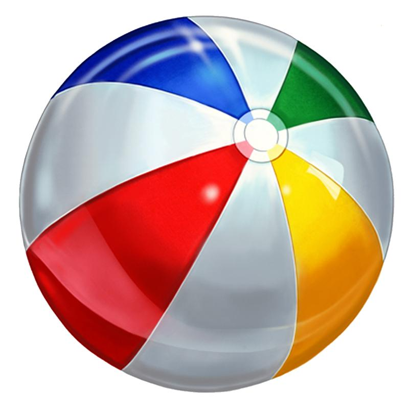 Beach Toy Ball 458.89 Kb