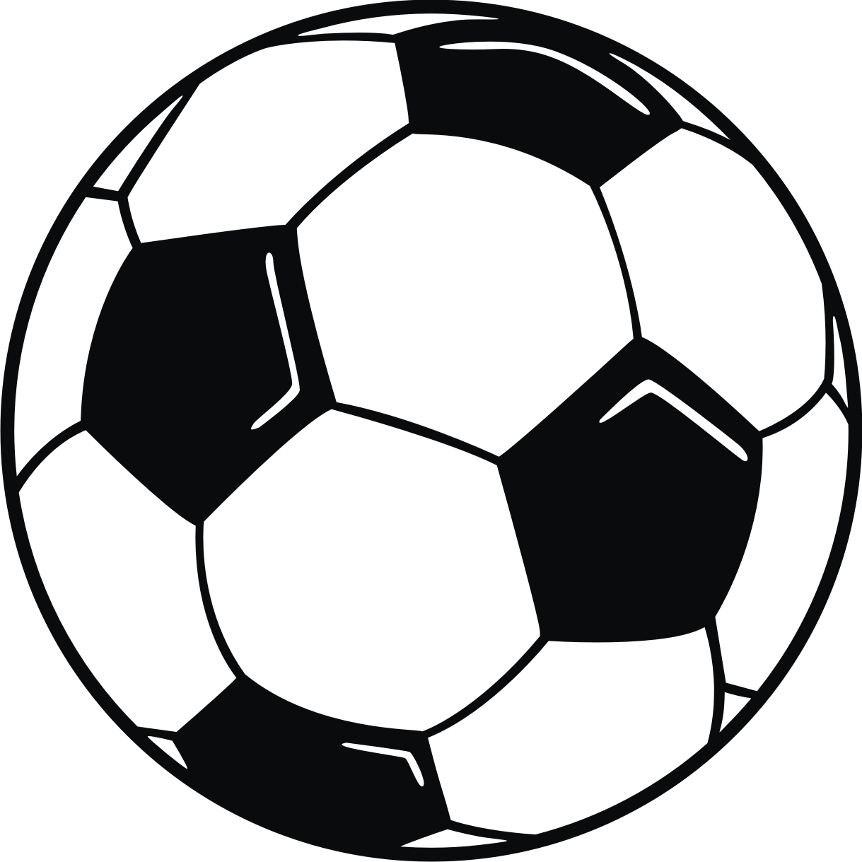 Football Ball Image  1202.2 Kb