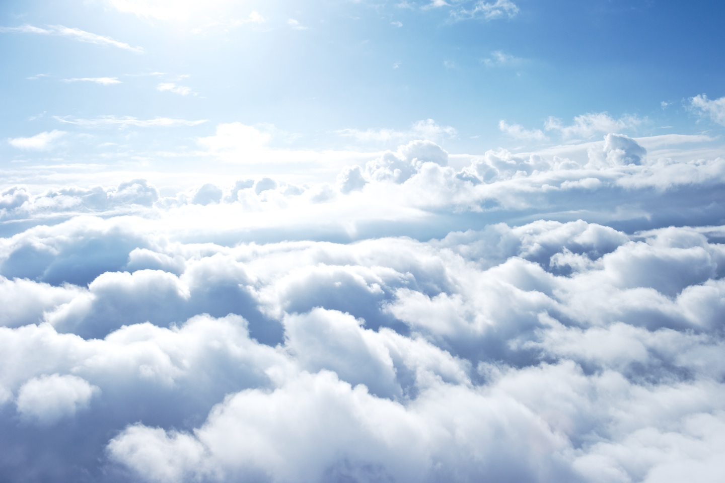 White Cloud Heaven 117.59 Kb