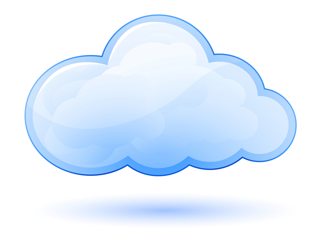 Drawn Cloud Image 358.22 Kb