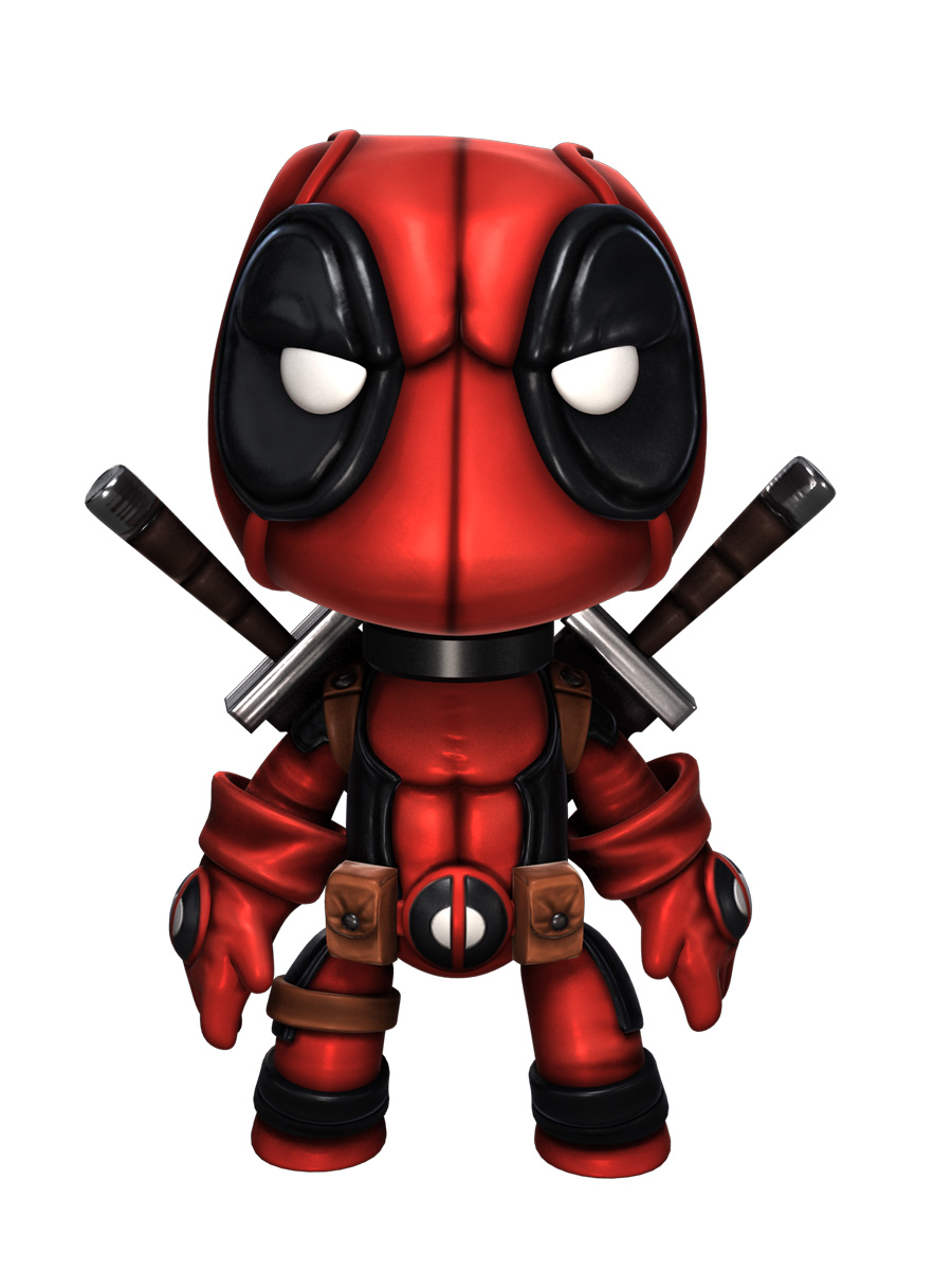 Deadpool Tiny Prototype