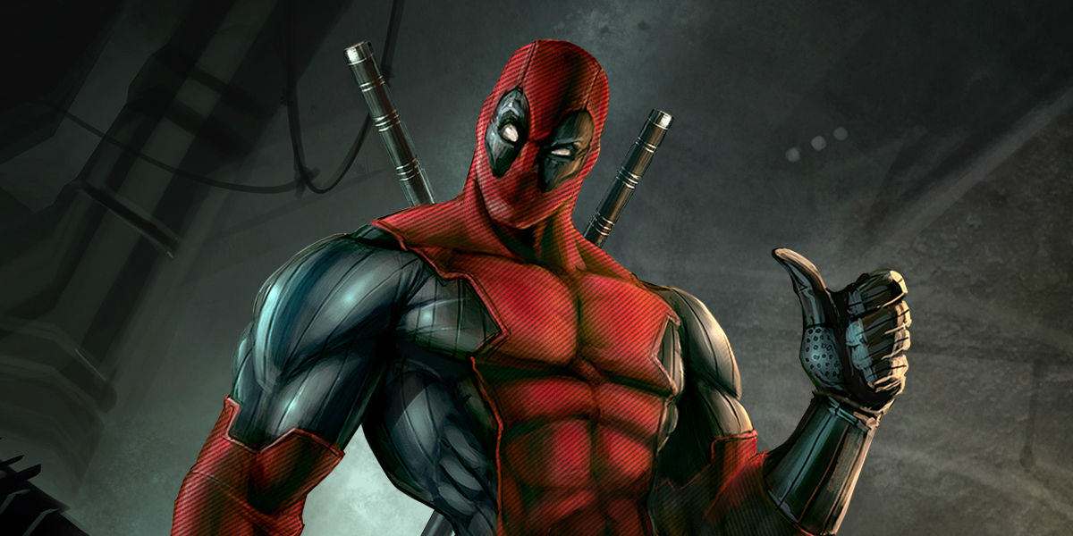 Deadpool Fictional Character