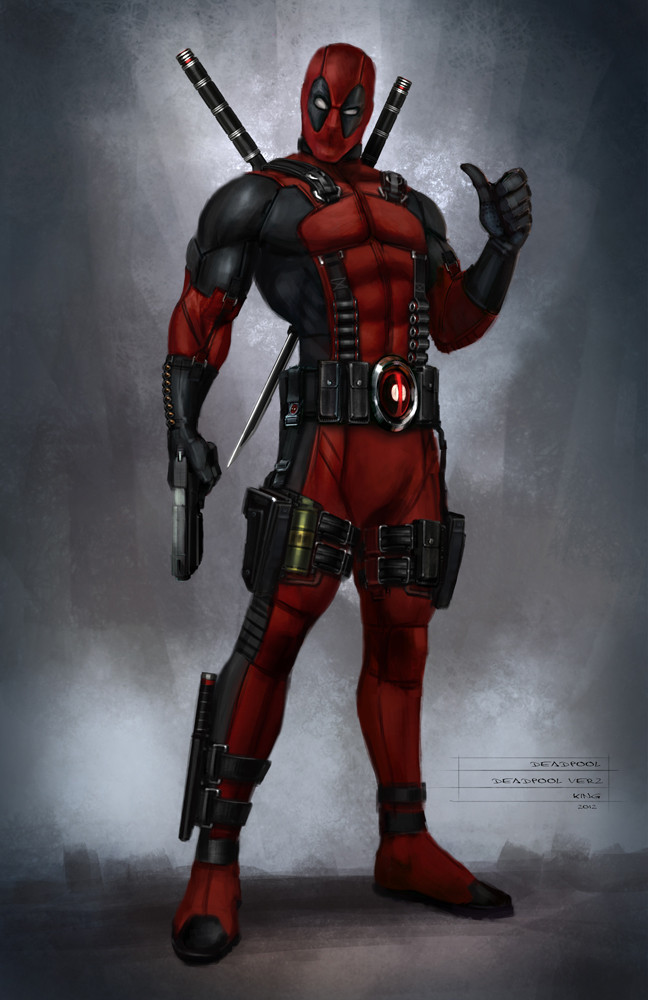 Deadpool Powers and Abilities 632.64 Kb