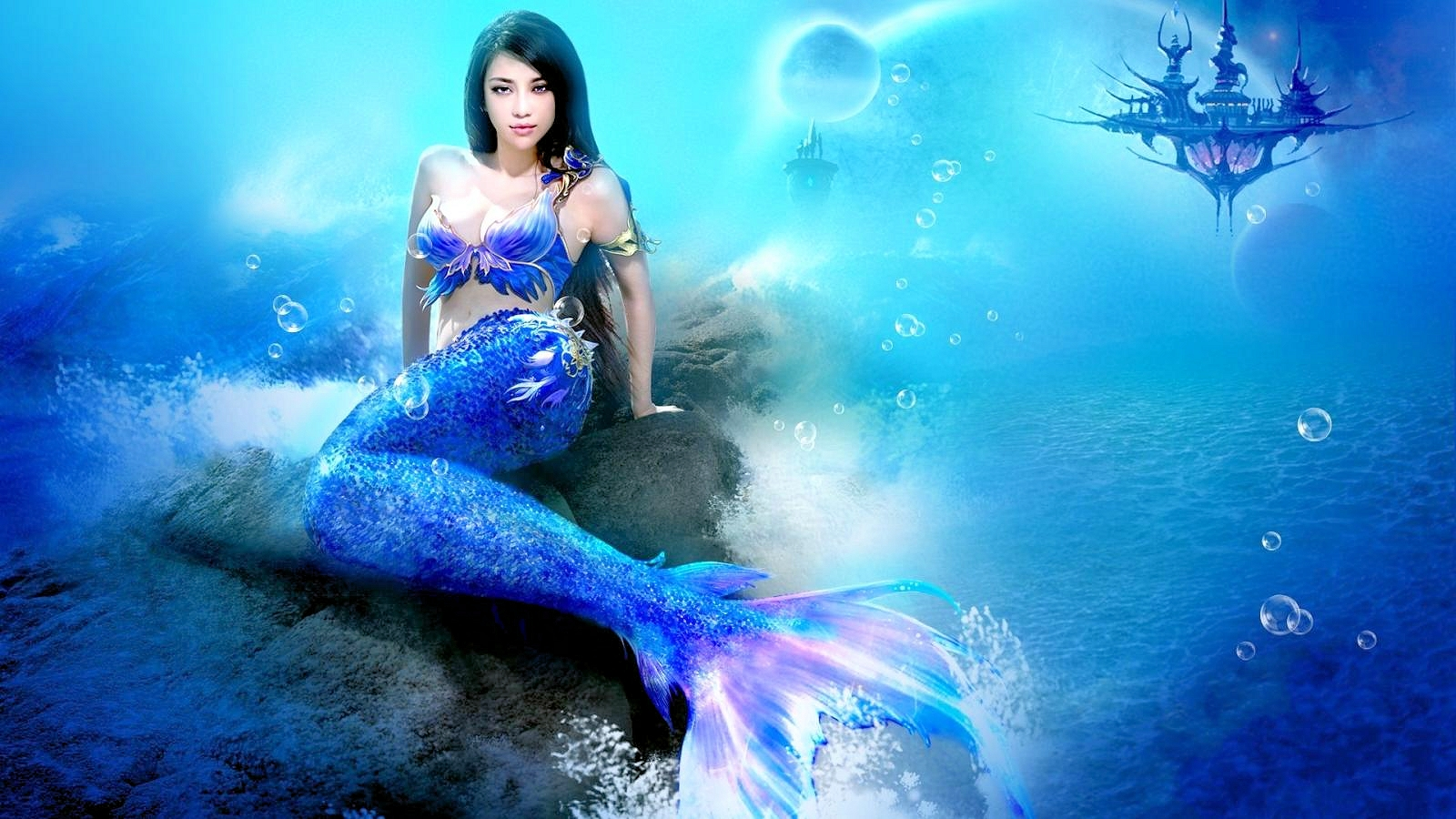 Beautiful Mermaids Images