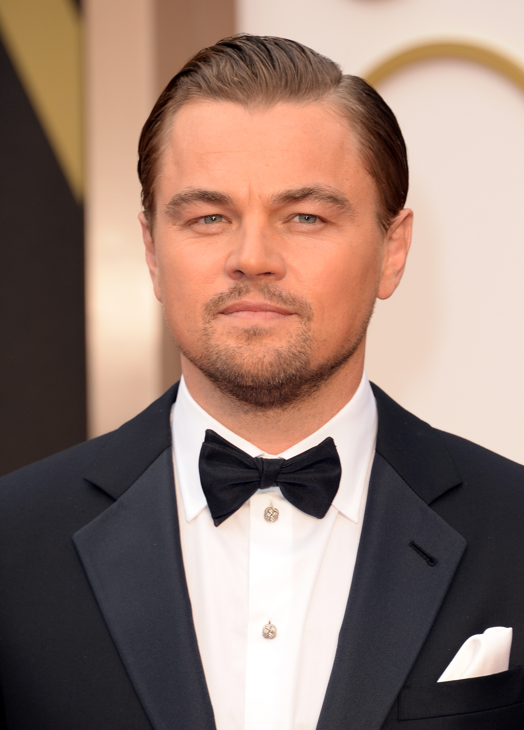 Leonardo DiCaprio in Formal Attire