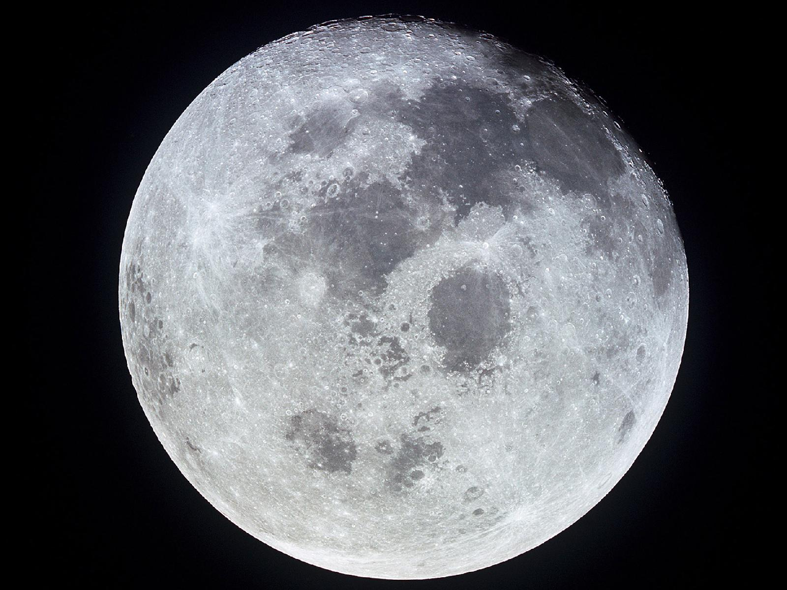 Moon Earth's Natural Satellite