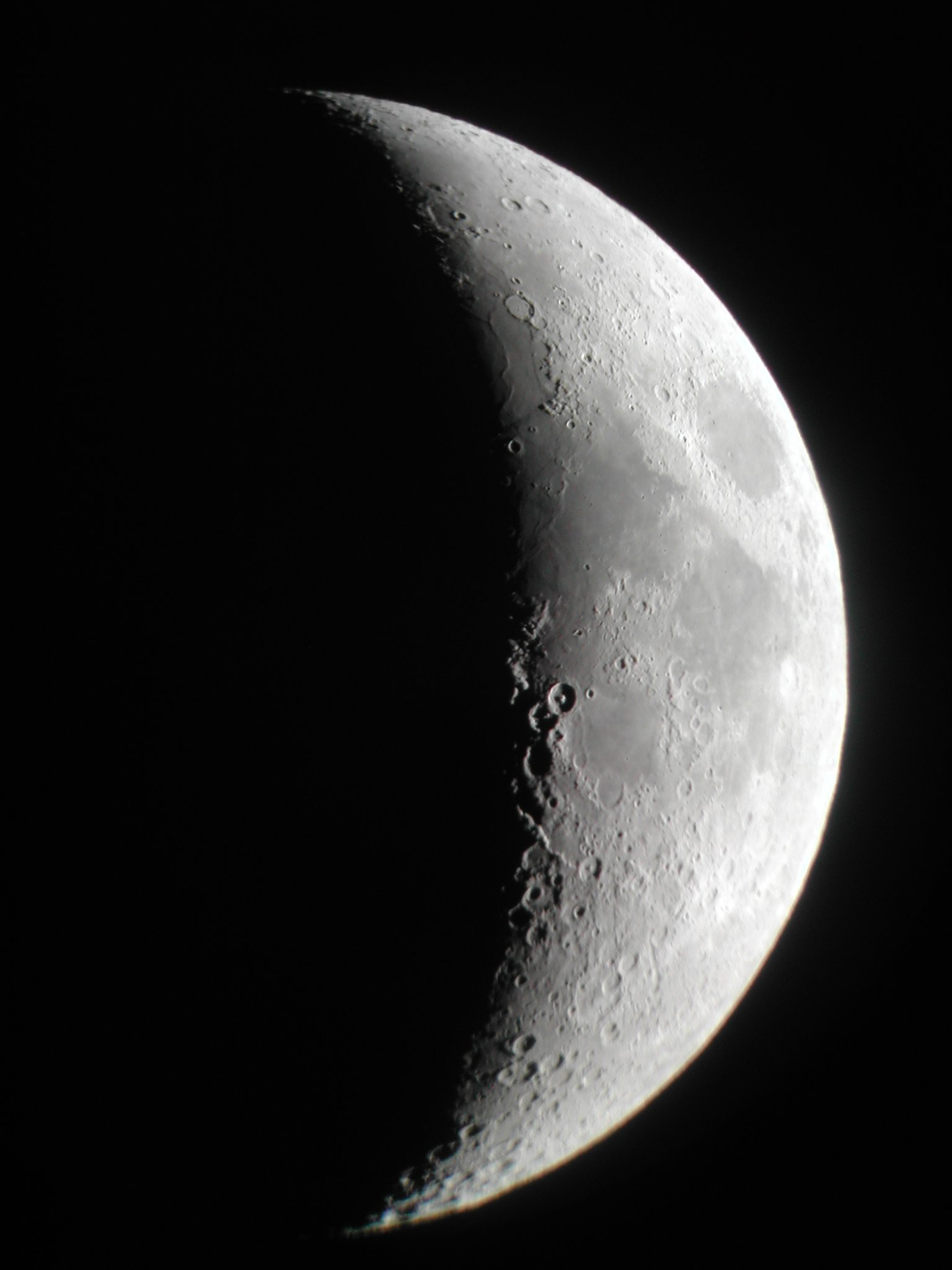 Moon is Largest Natural Satellite