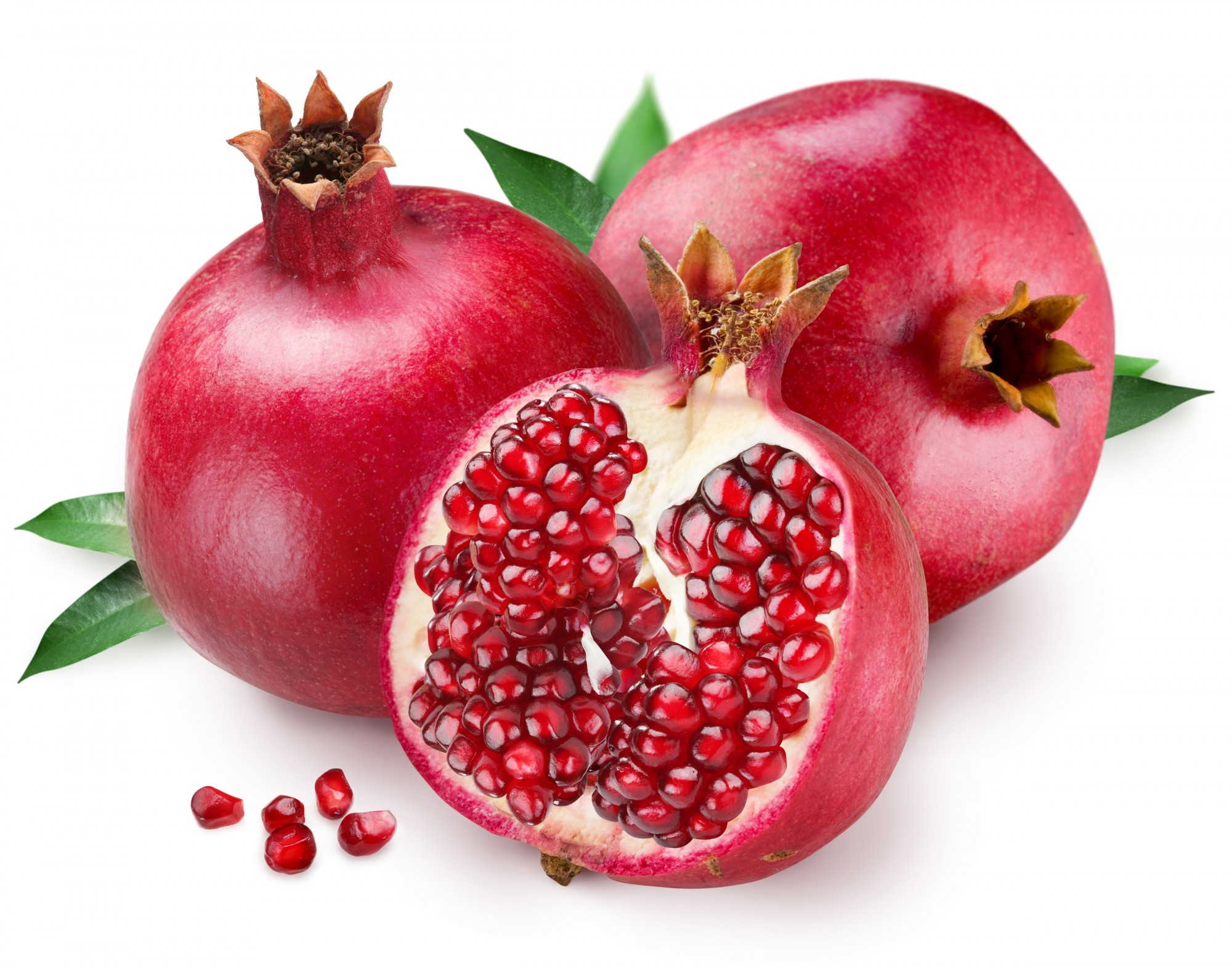 Pomegranate Fruits Wallpaper 314.55 Kb