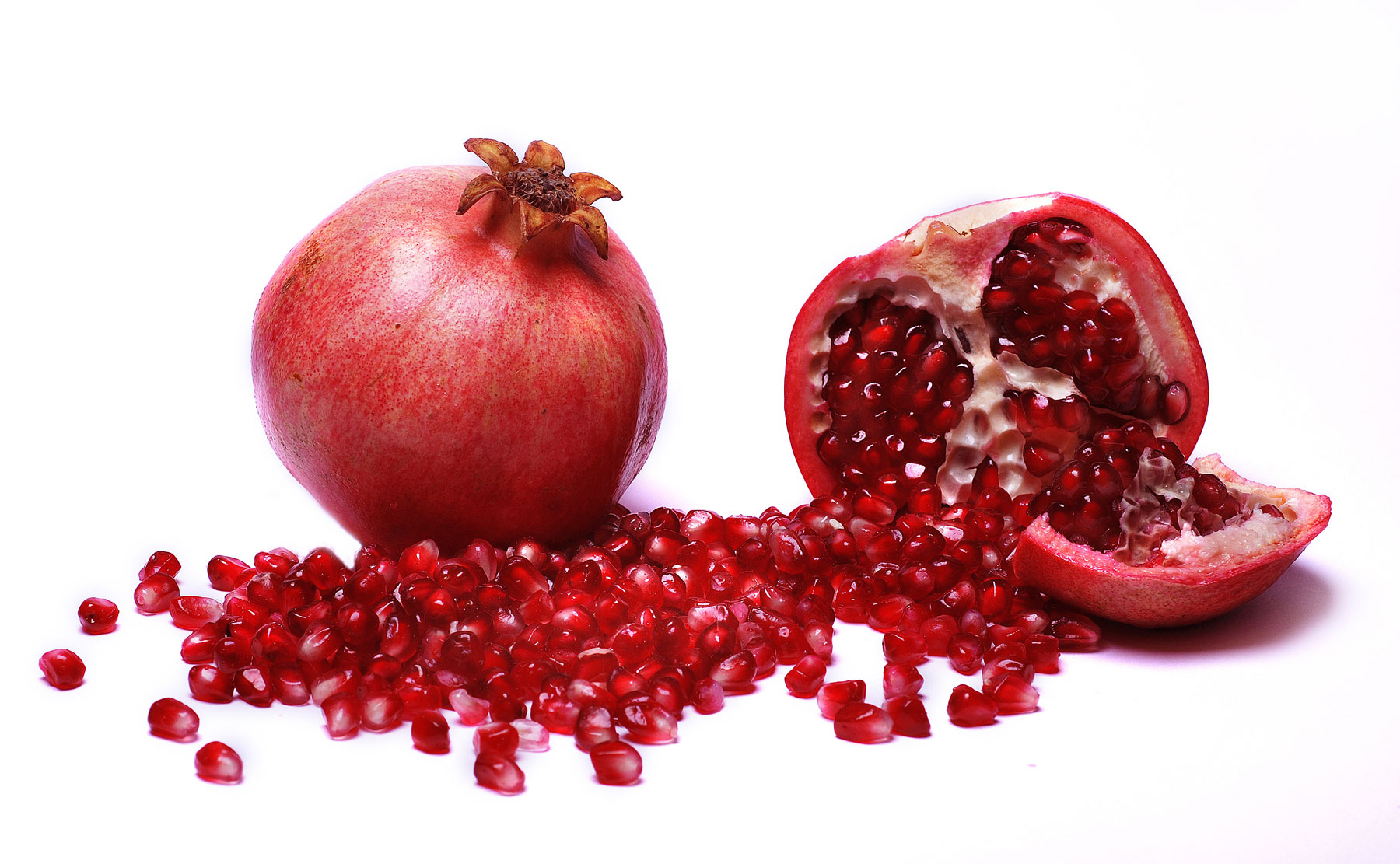 Pomegranate Seeds Picture