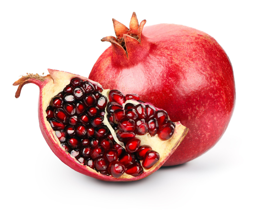 Pomegranate Red Seeds 314.55 Kb
