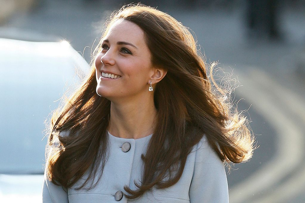 Kate Middleton Happy Smile 175.81 Kb