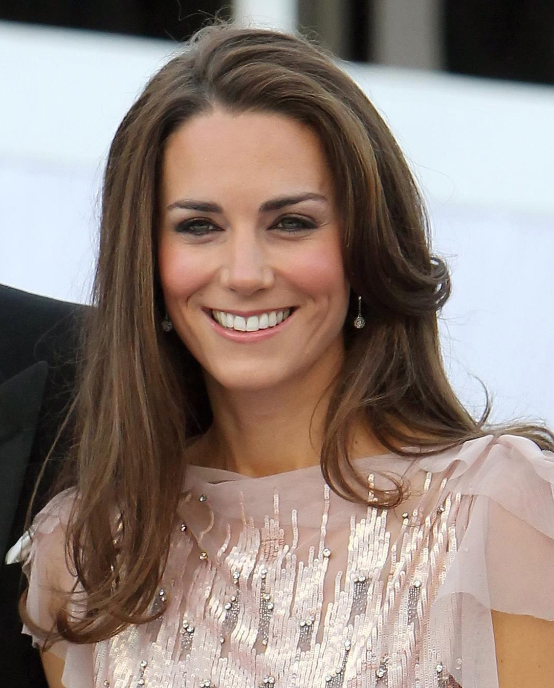 Kate Middleton Pleasant Smile
