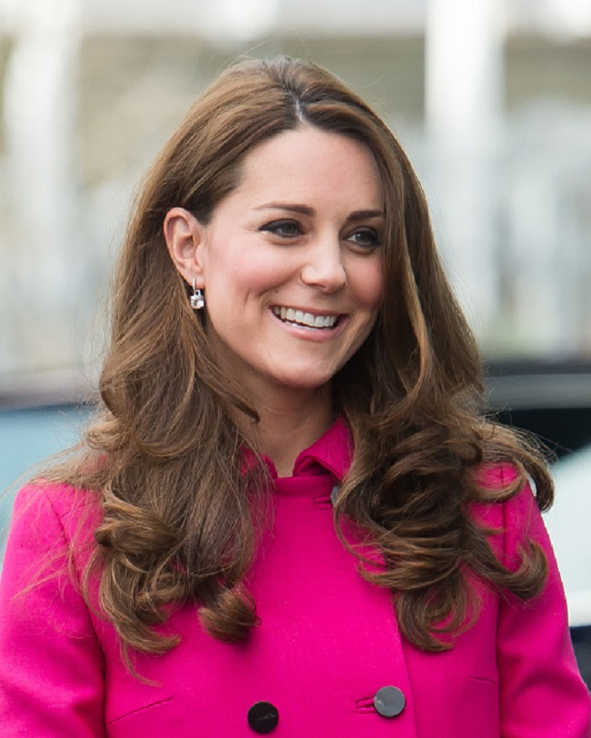 Kate Middleton Princess Charlotte of Cambridge 175.81 Kb