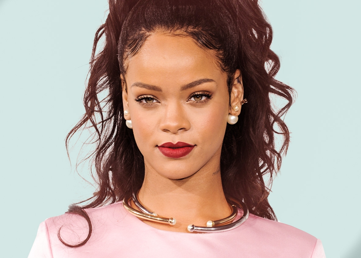 Rihanna Barbadian Singer and Actress 288.42 Kb