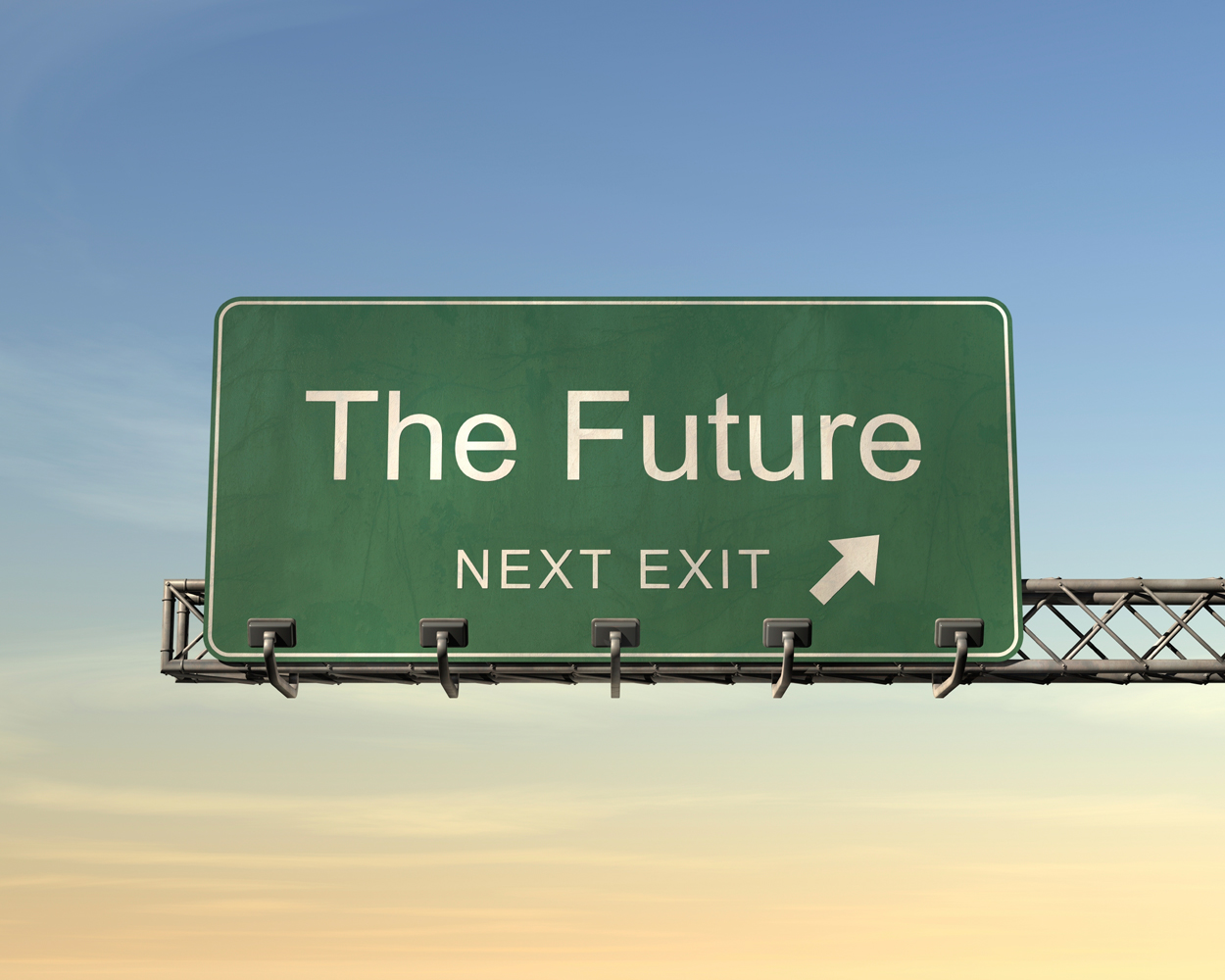The Future Next Exit Sign 2898.06 Kb