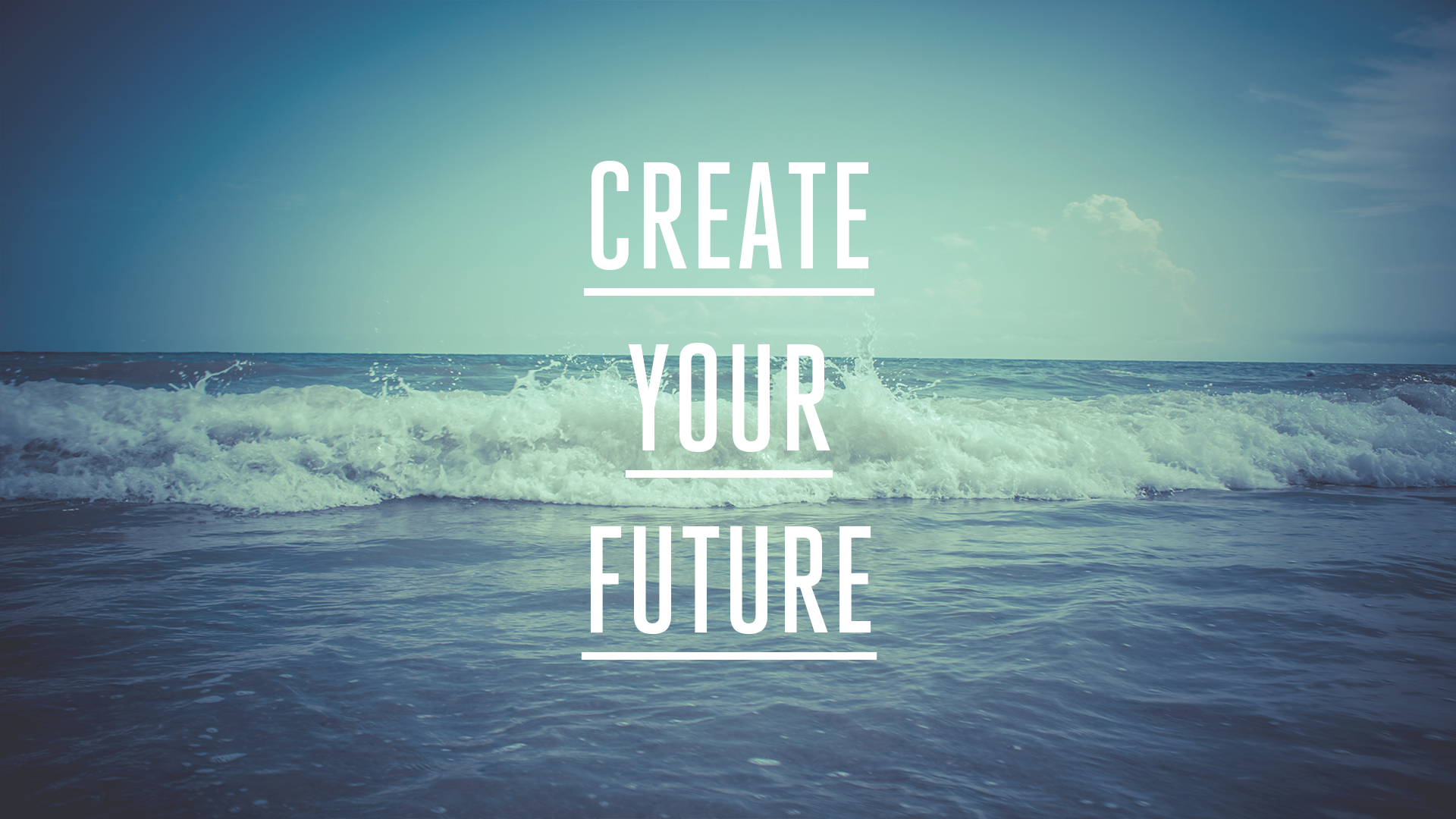 Create Your Future Image
