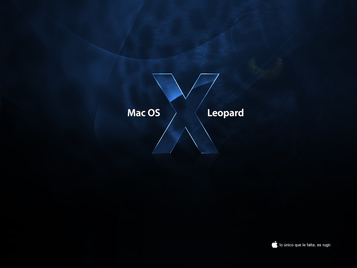 Mac Os X Leopard 4196566 1152x864 All For Desktop