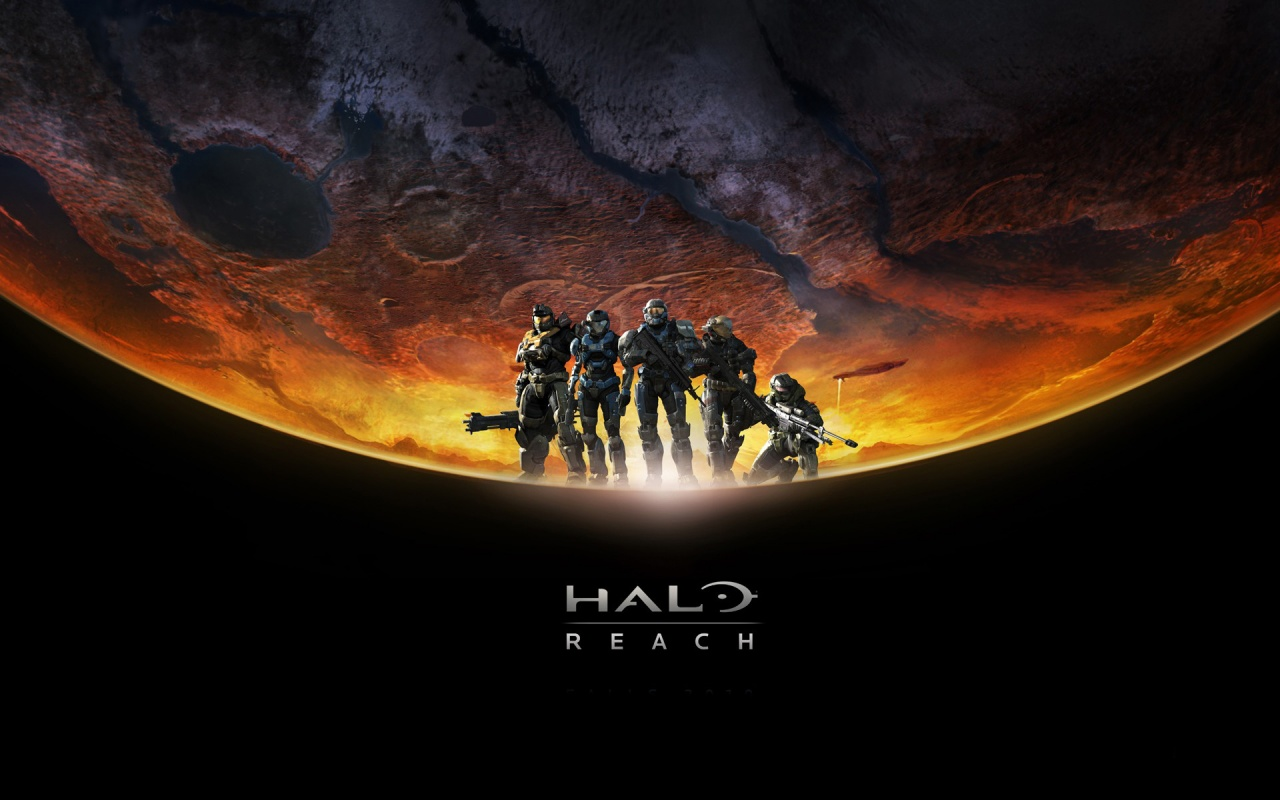 Halo Reach 10 19x10 All For Desktop