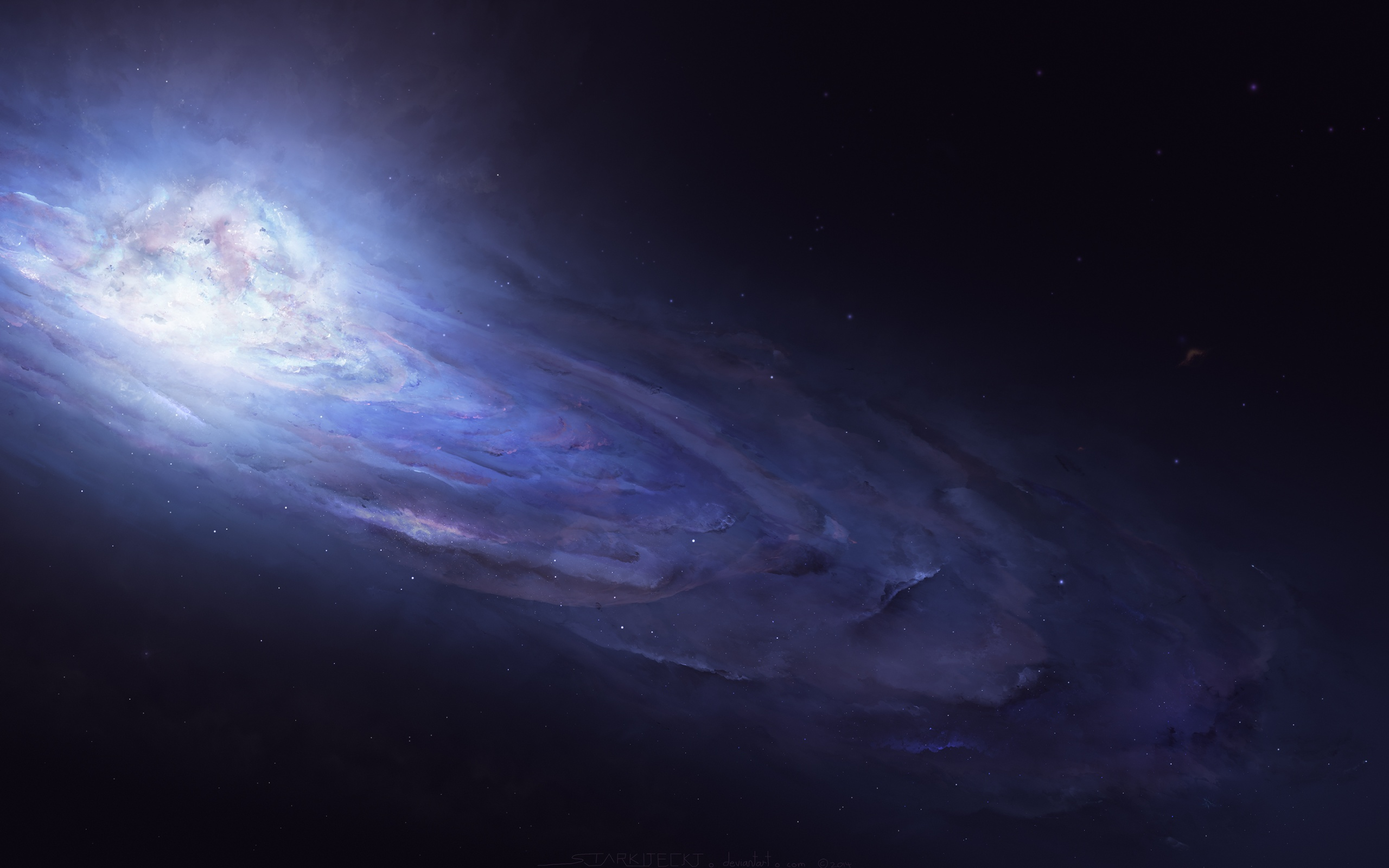 Andromeda Galaxy 4144586 2880x1800 All For Desktop