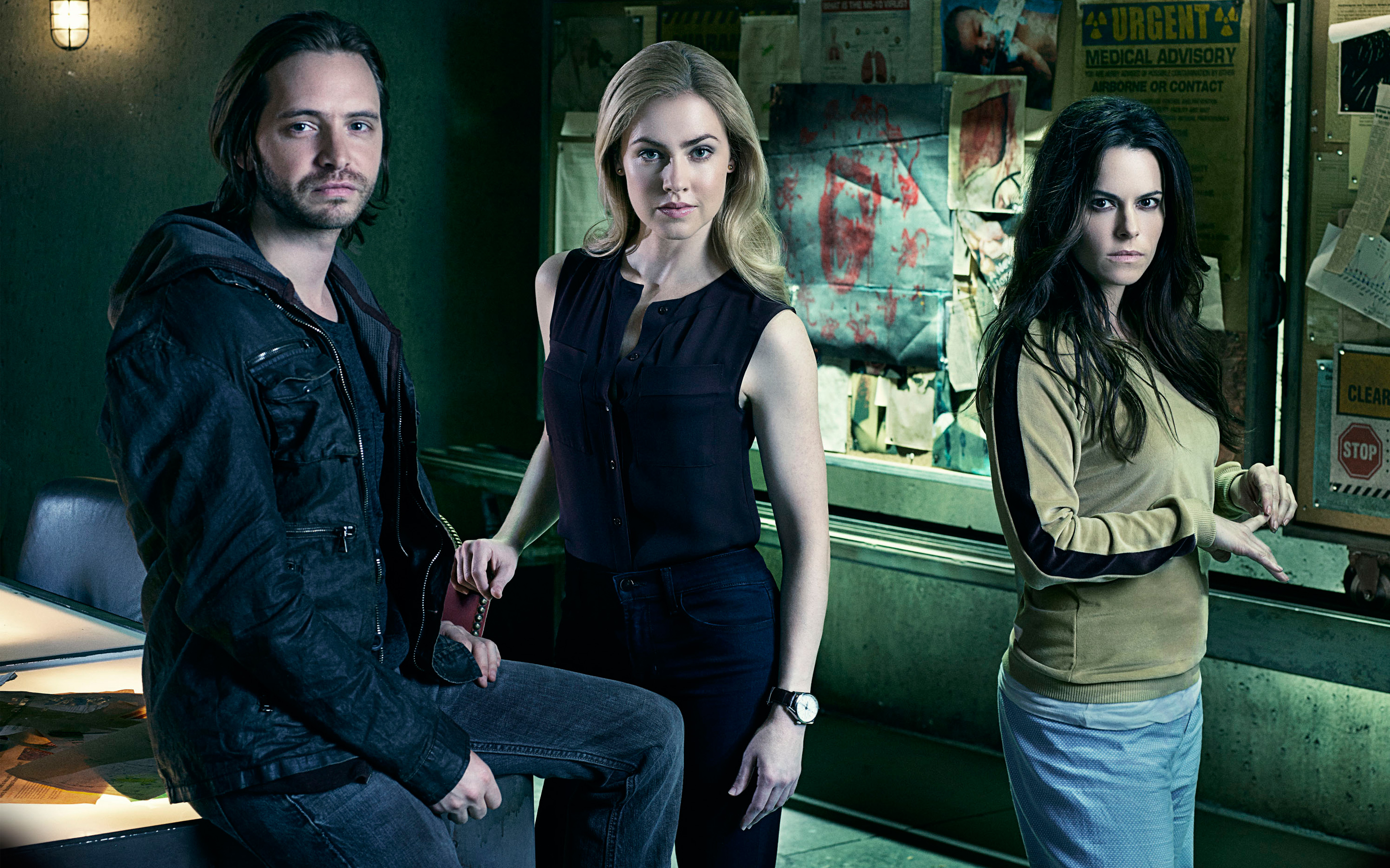 12 Monkeys 2015 TV Series