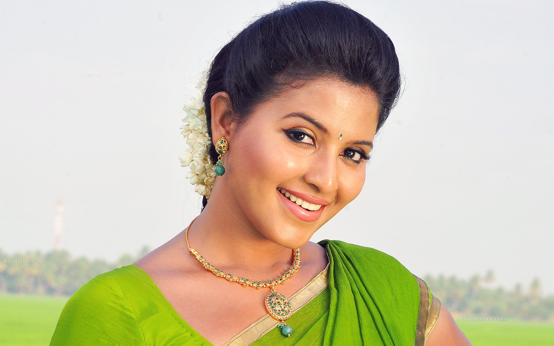 Anjali Telugu Actress 584.4 Kb