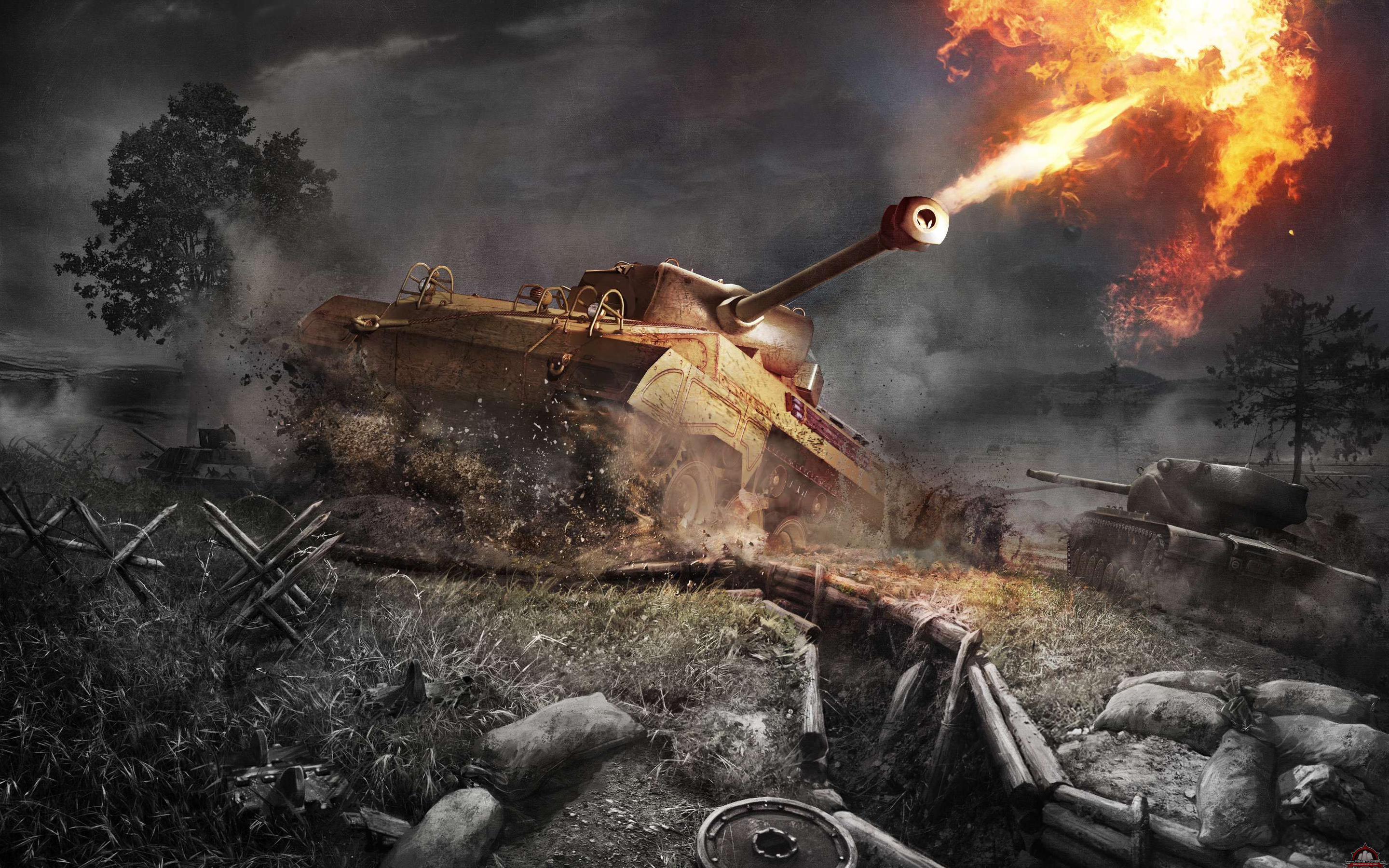 World of Tanks Xbox Edition