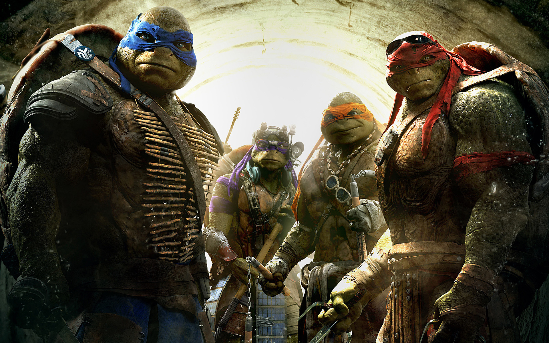 Teenage Mutant Ninja Turtles 2014 2542.11 Kb