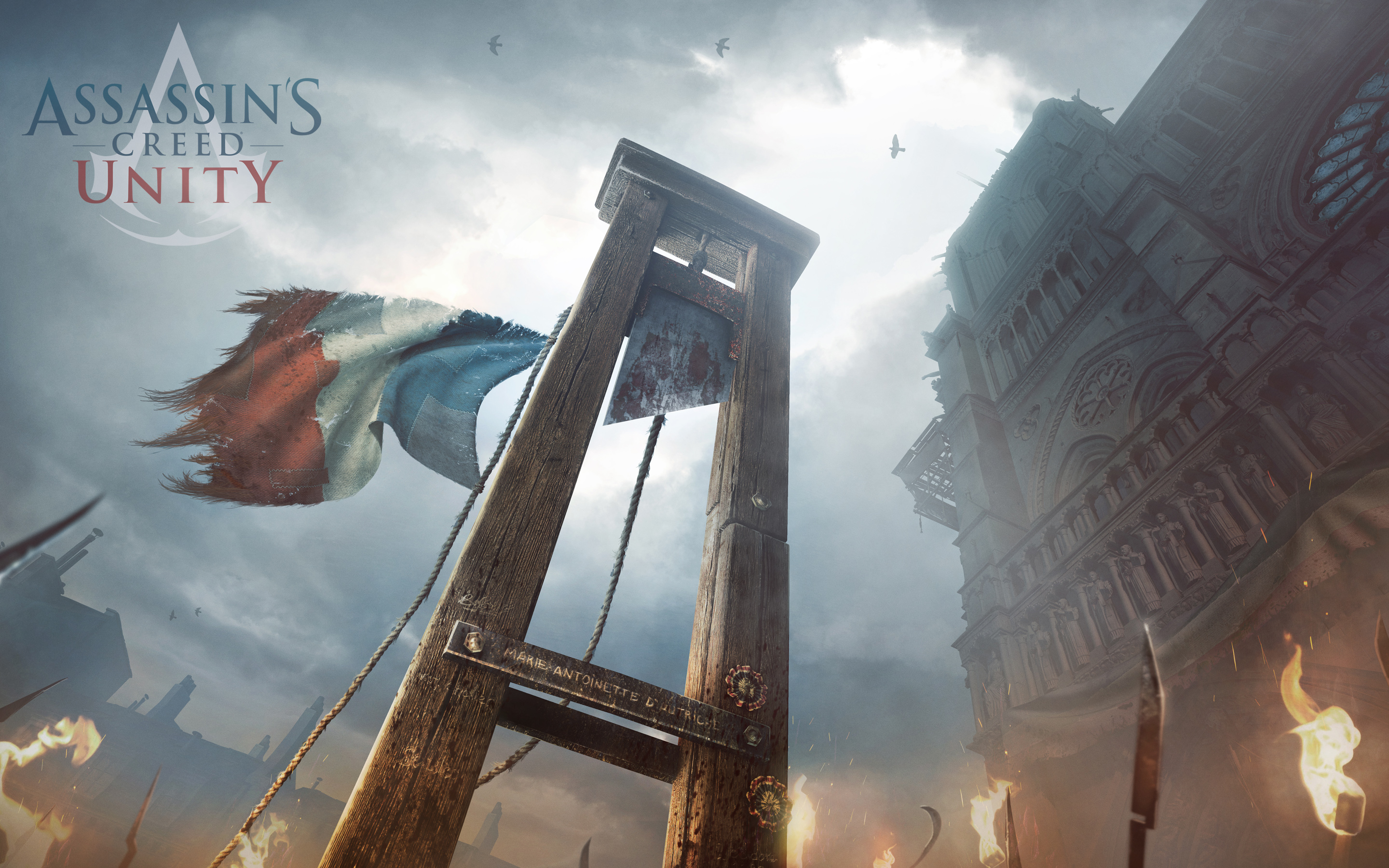 Assassin's Creed Unity 2014