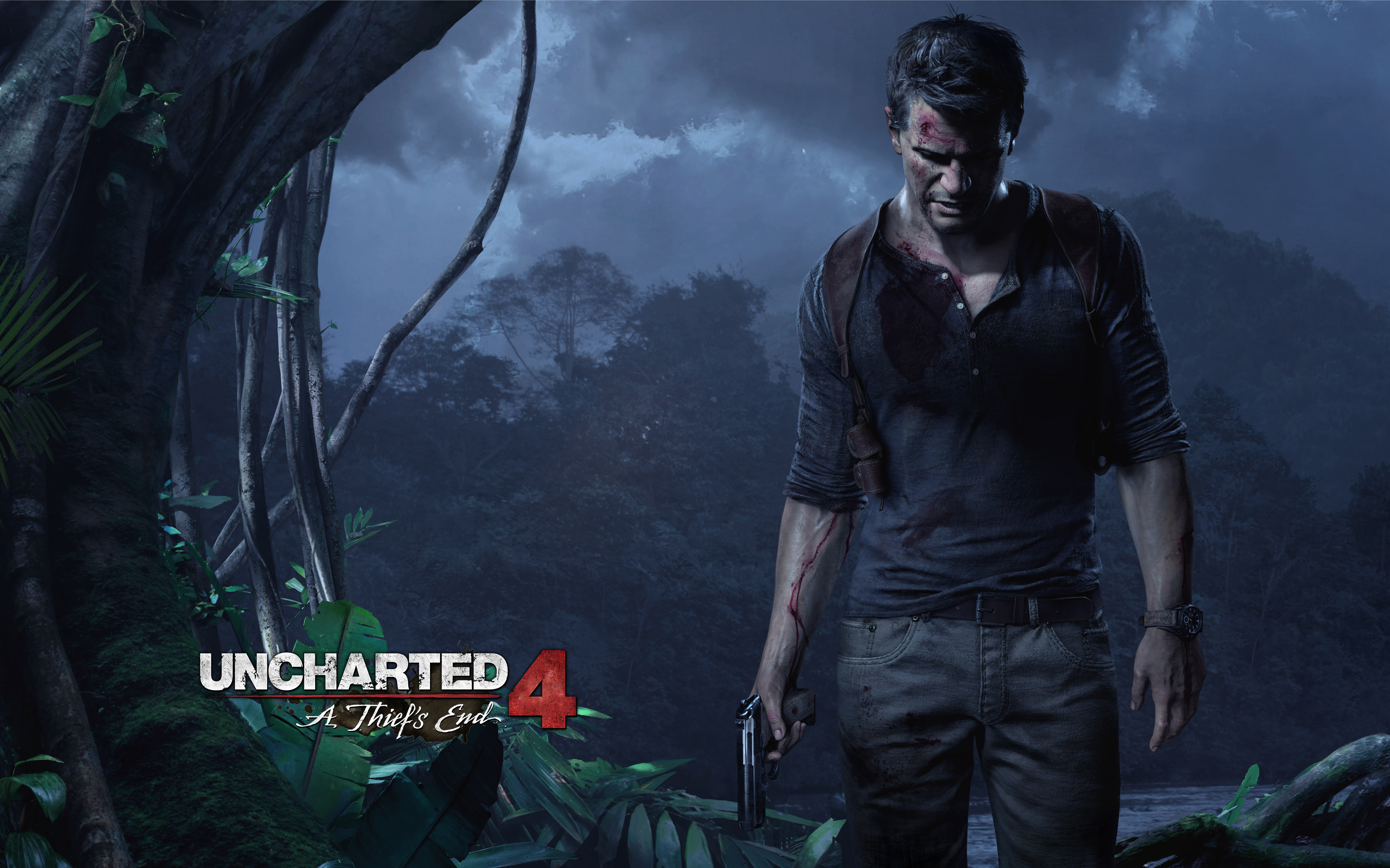 Uncharted 4 A Thief's End Game