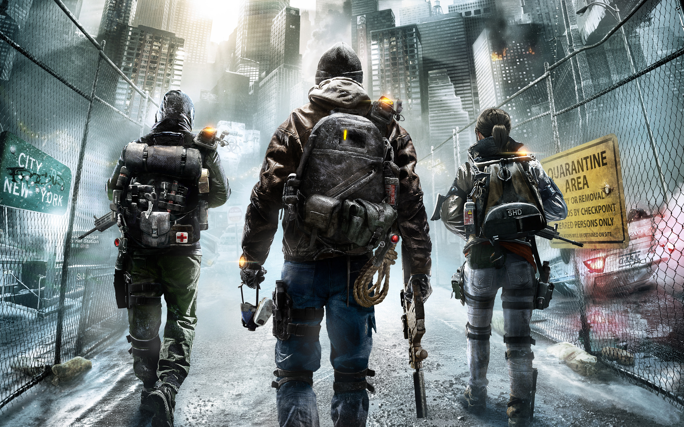 Tom Clancy's The Division 2015 Game