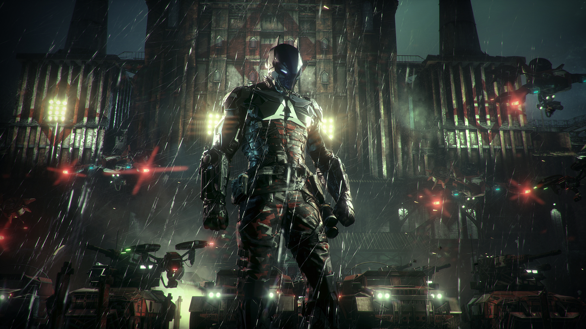 Batman Arkham Knight 2014