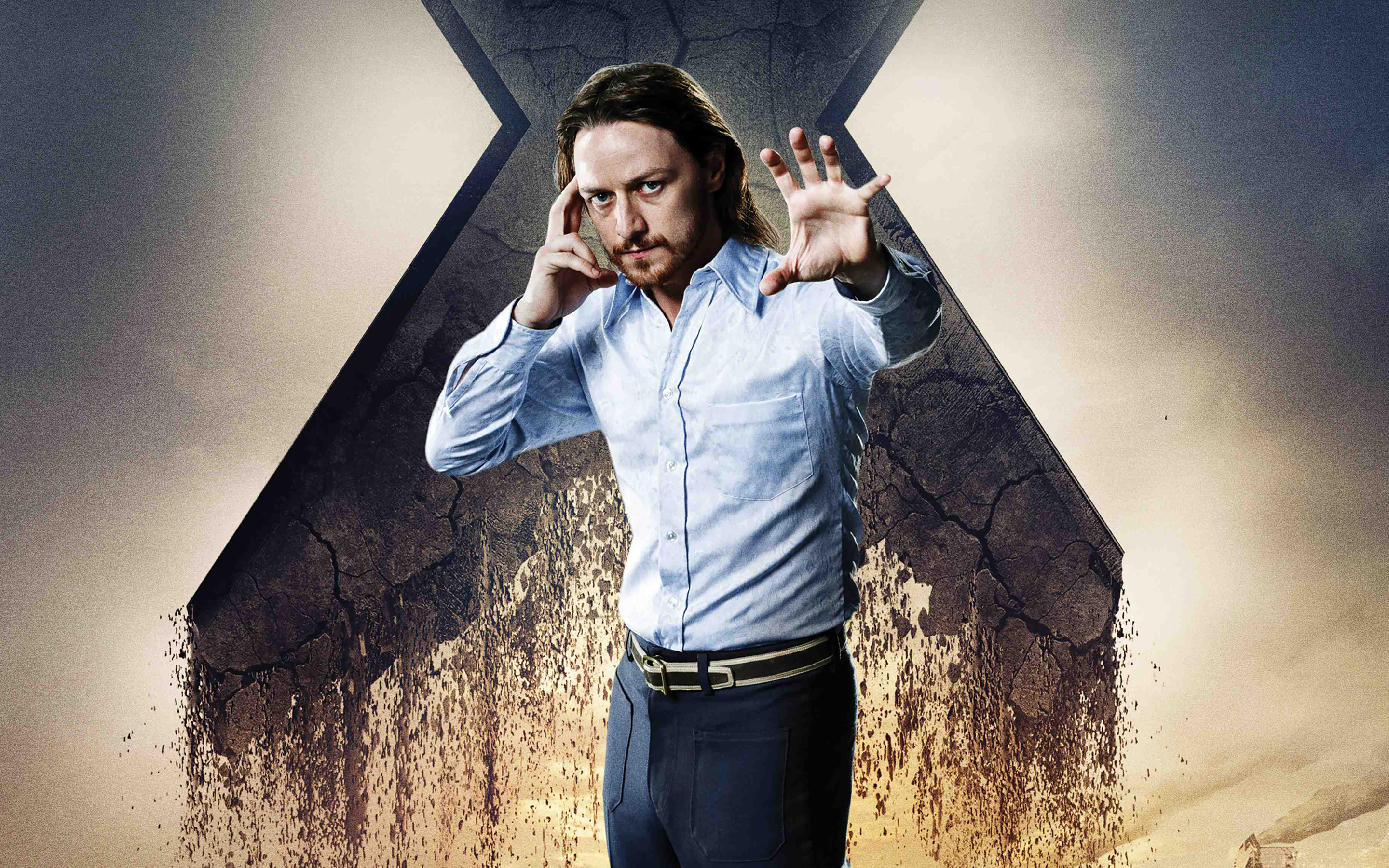 James McAvoy as  Charles Xavier 337.97 Kb