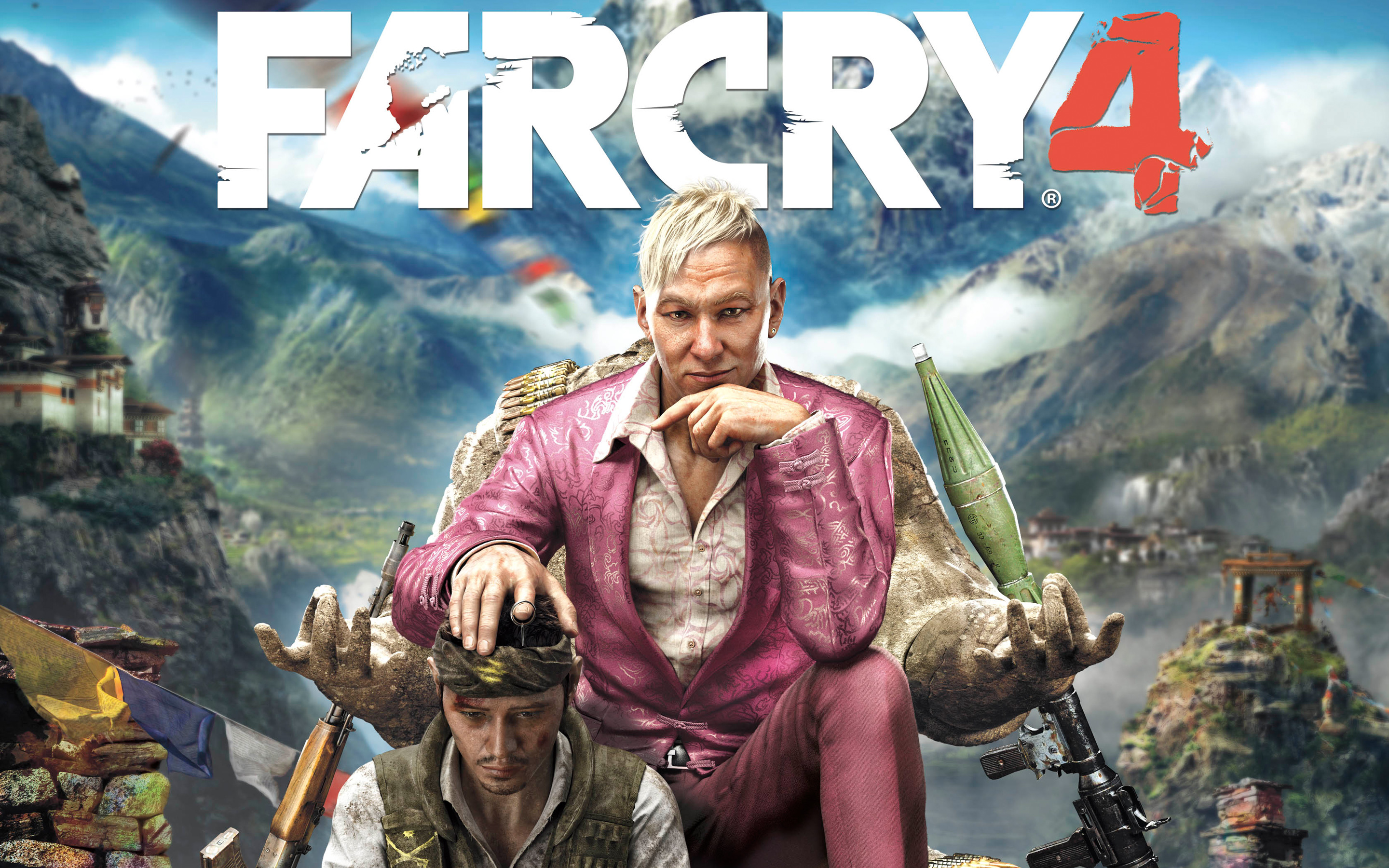 Far Cry 4 Game 783.16 Kb