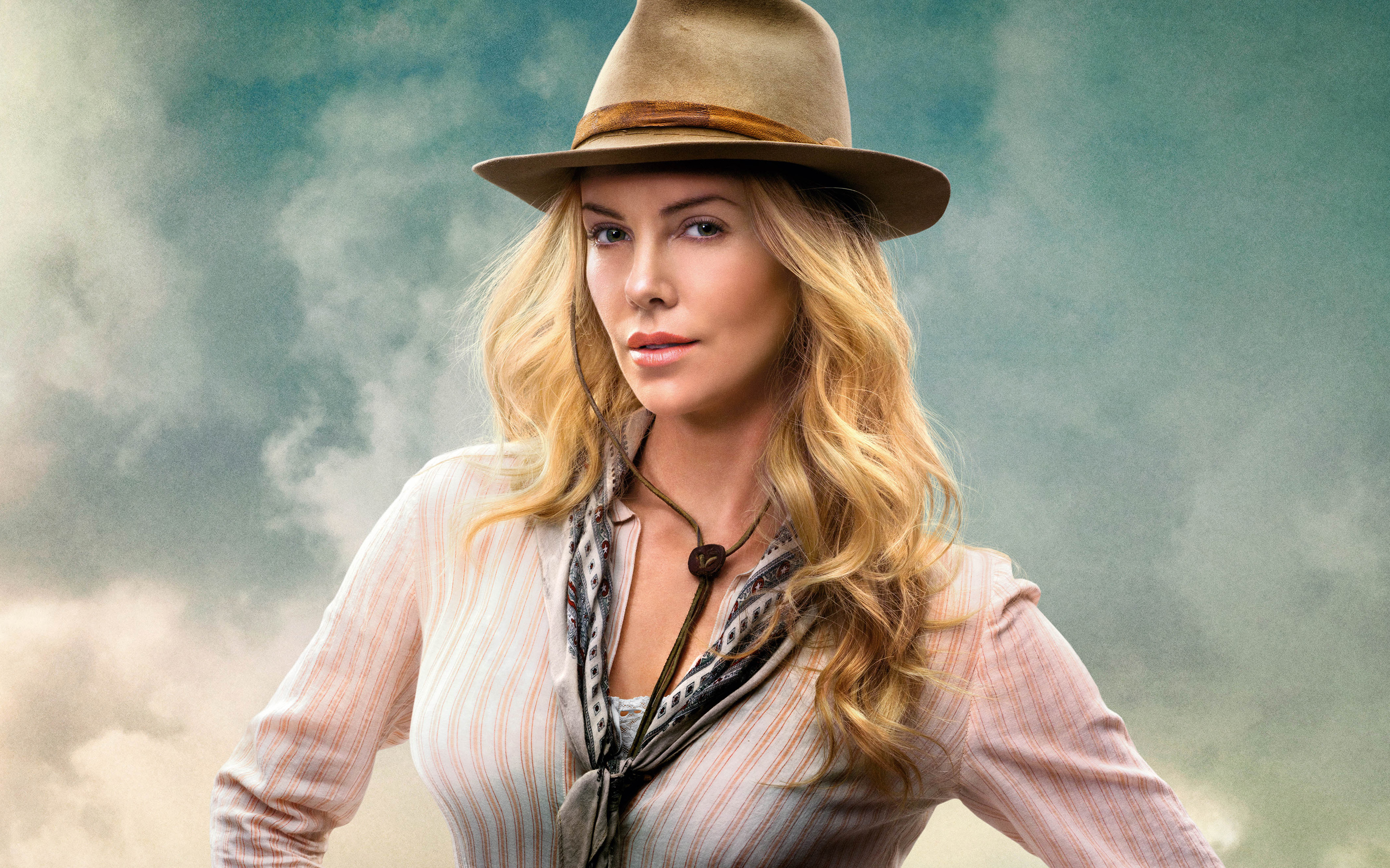 Charlize Theron  in A Million Ways to Die in the West