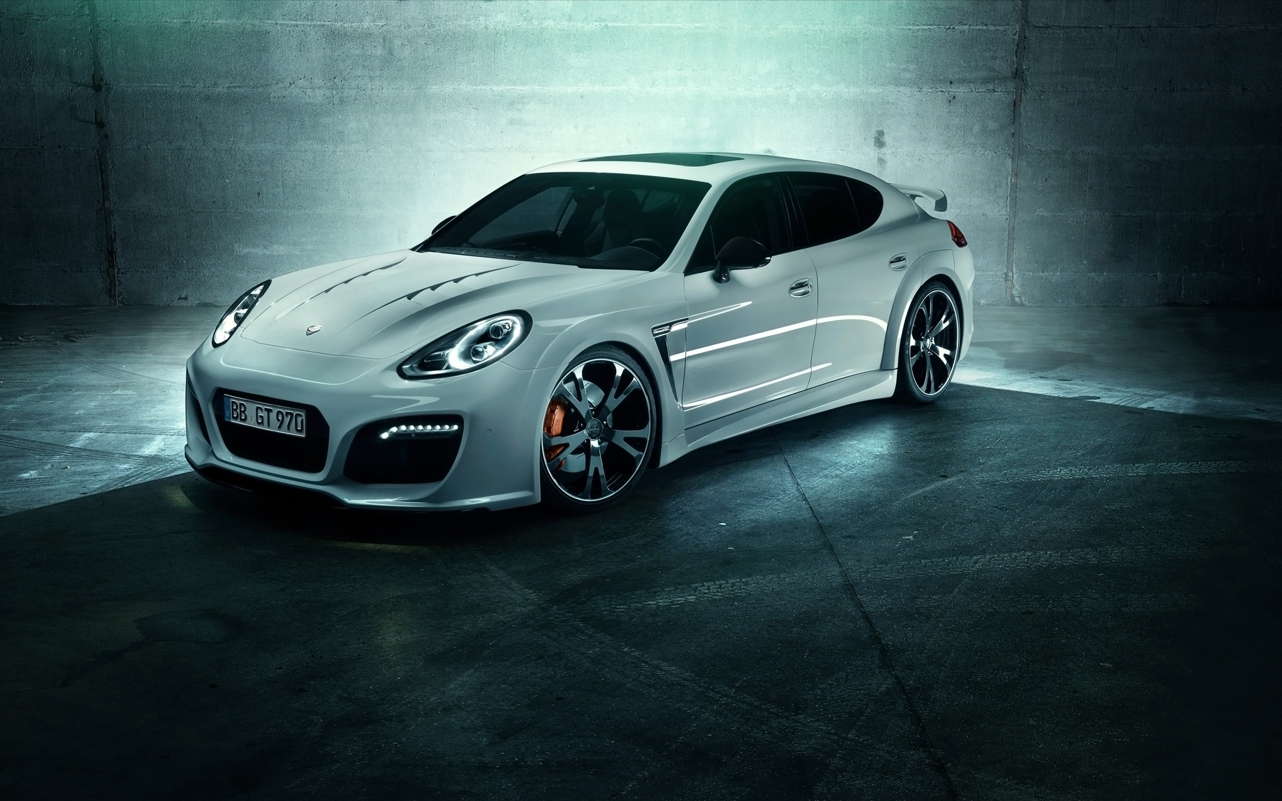 TechArt Porsche Panamera Turbo GrandGT 2014