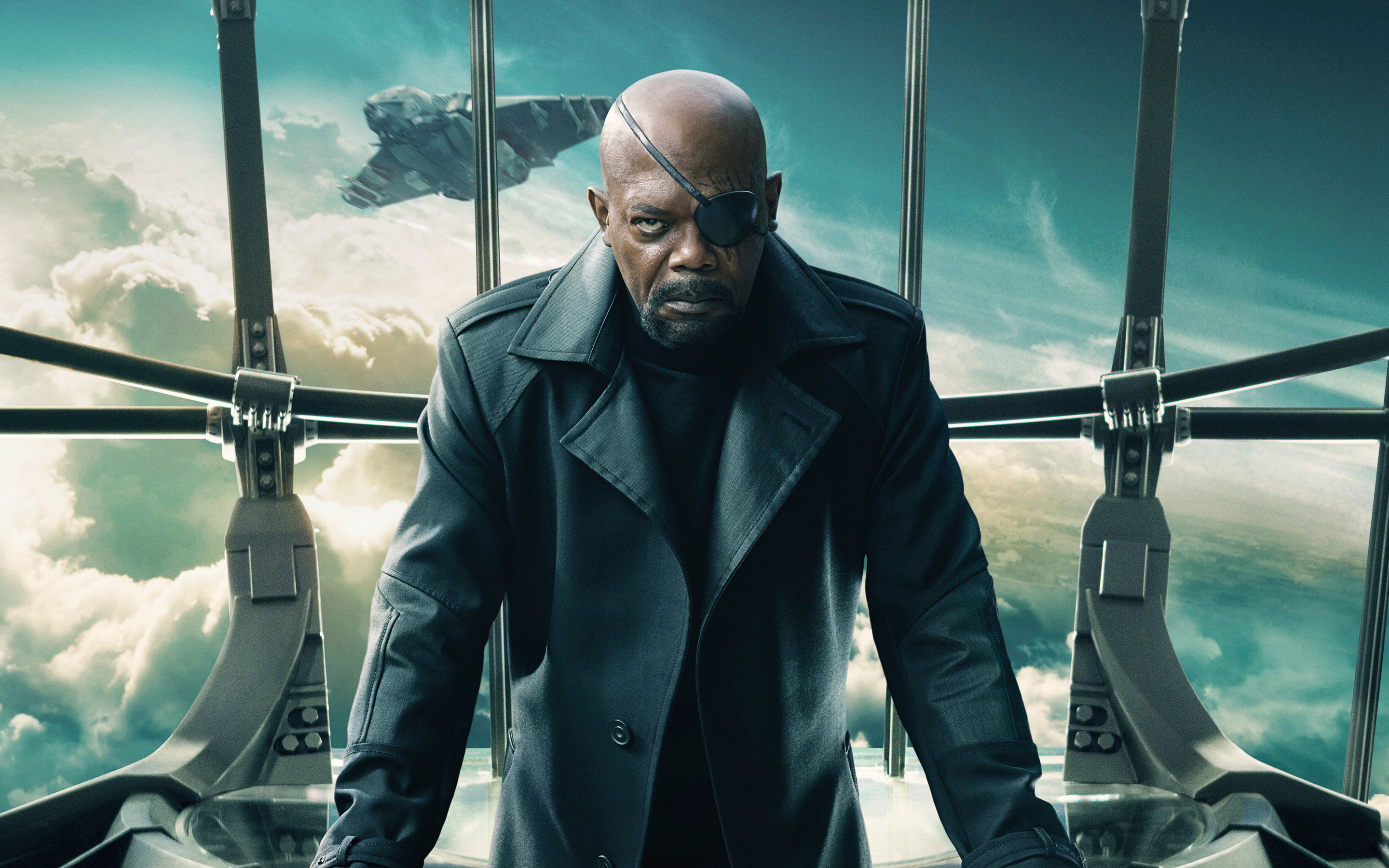 Nick Fury Captain America The Winter Soldier 2802.33 Kb