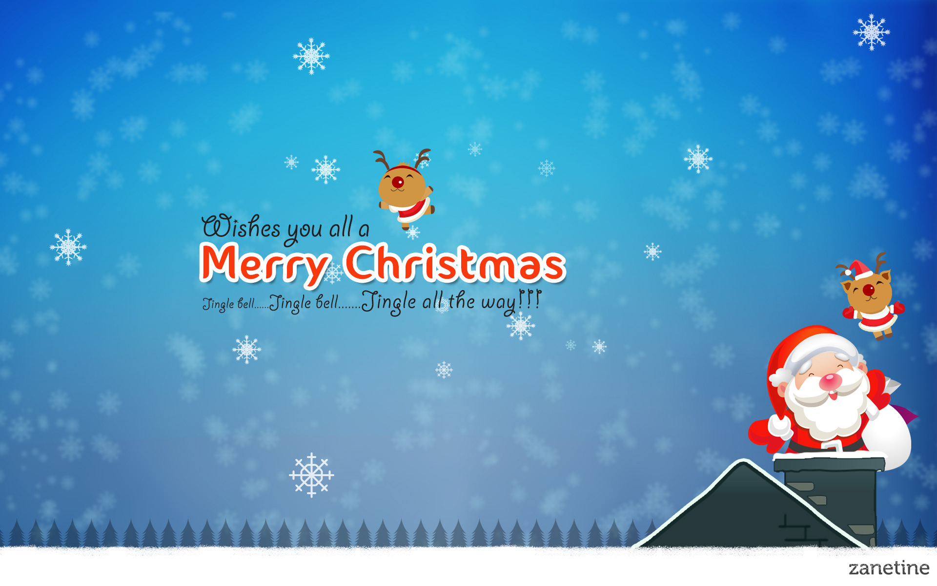 Merry Christmas Jingle Bells 4148478 1920x1200 All For