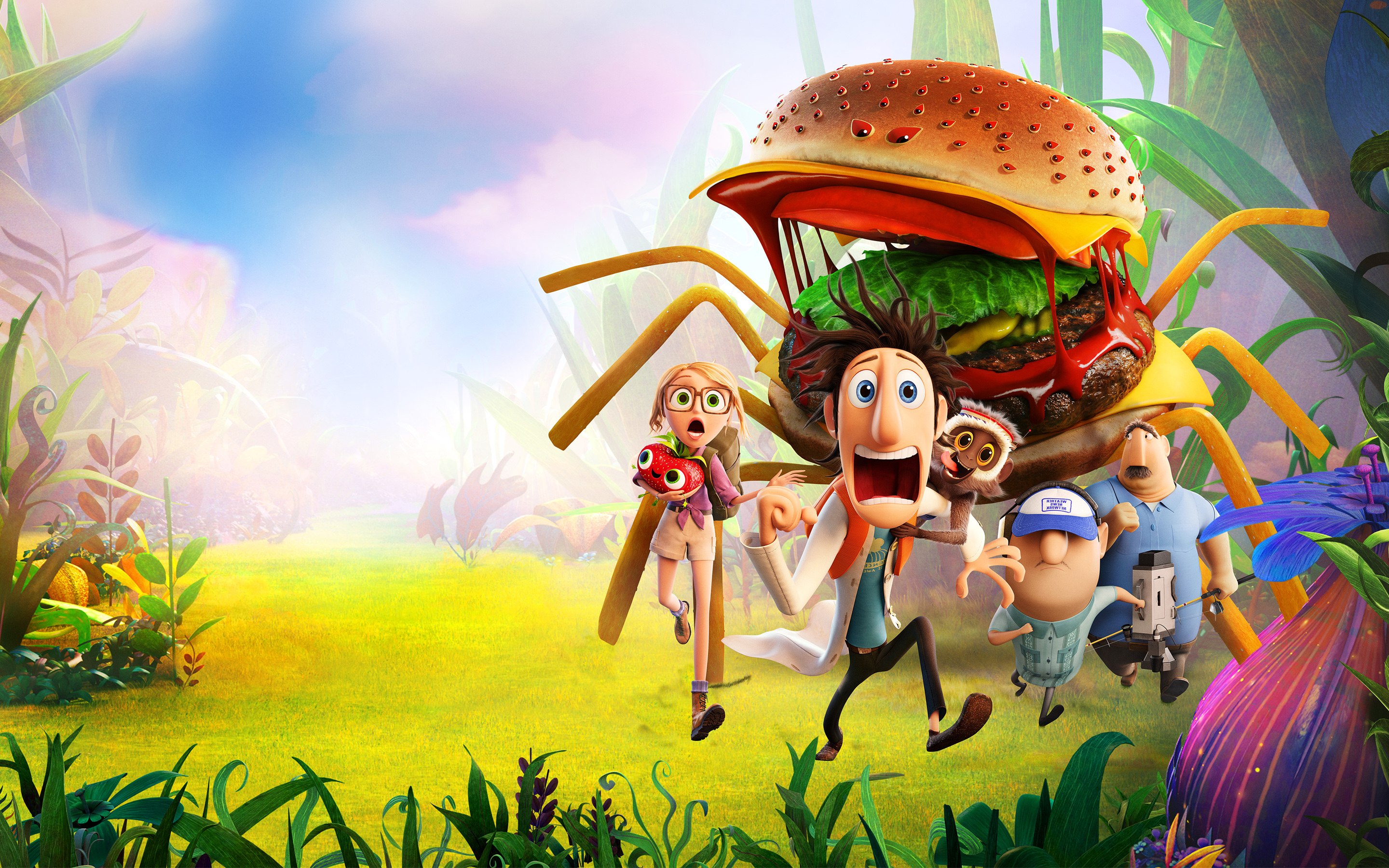 2013 Movie Cloudy with a Chance of Meatballs 2 2220.81 Kb