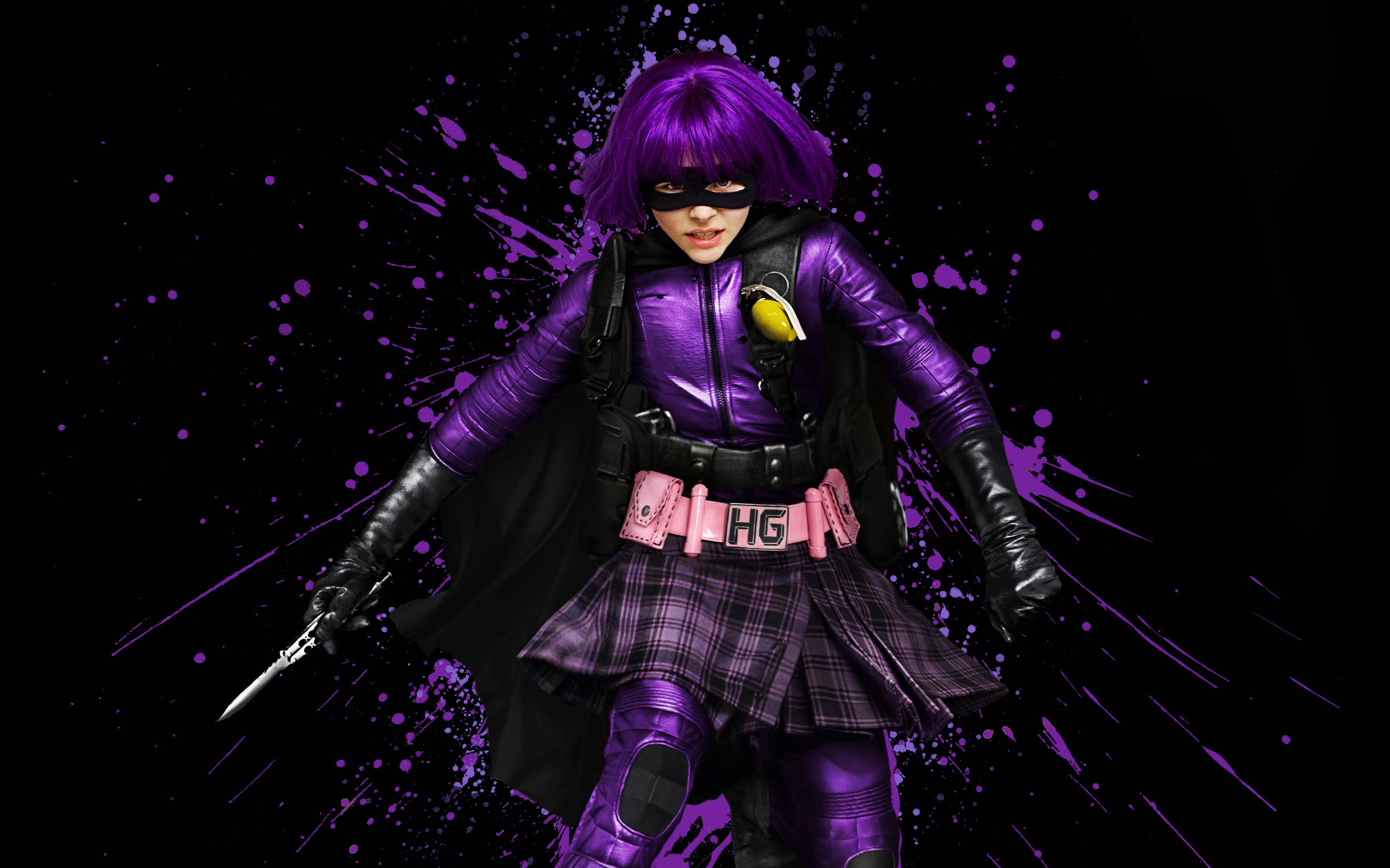 Kick Ass 2 Hit Girl 1830.66 Kb