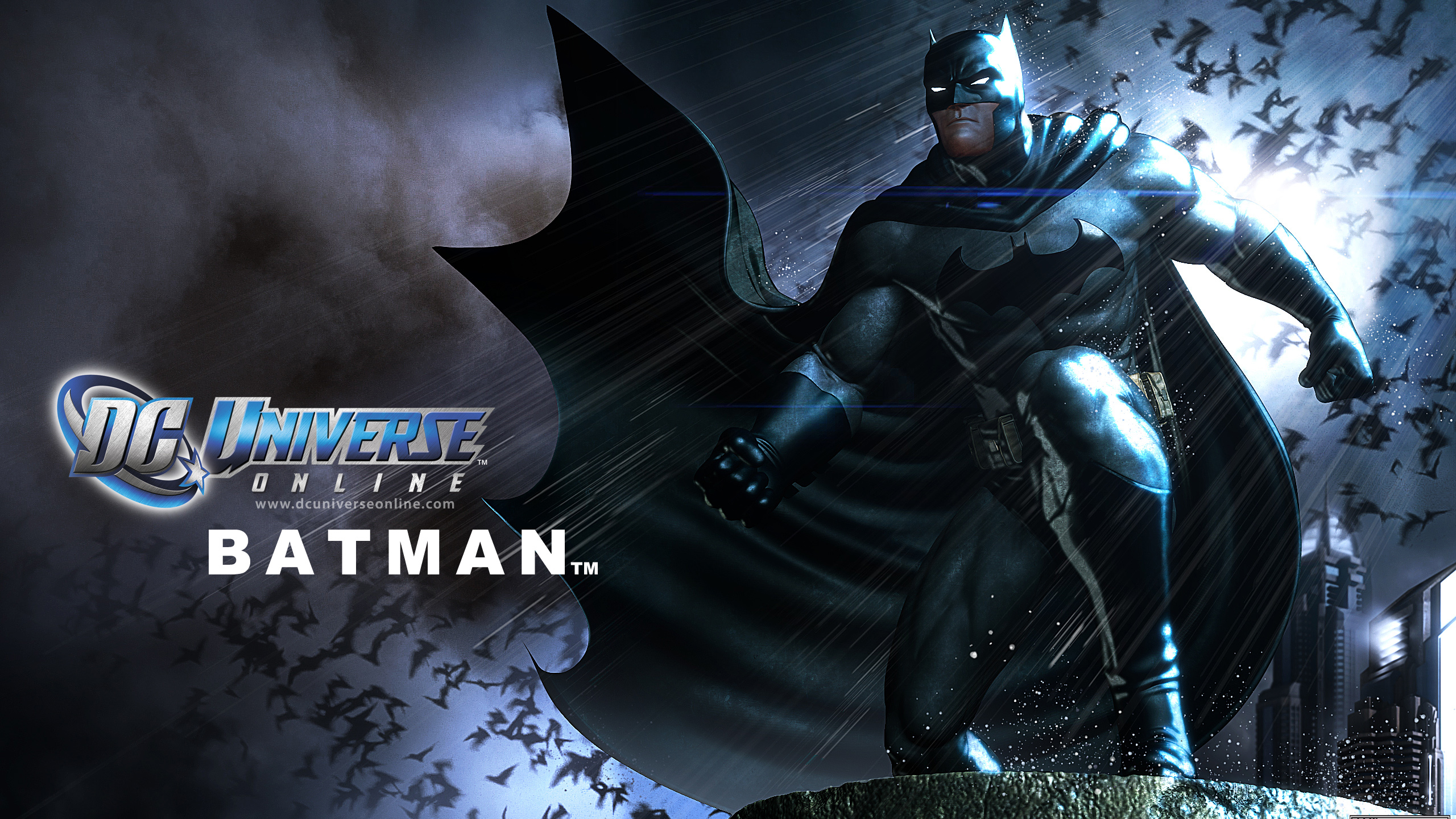 Batman in DC Universe Online 1262.73 Kb