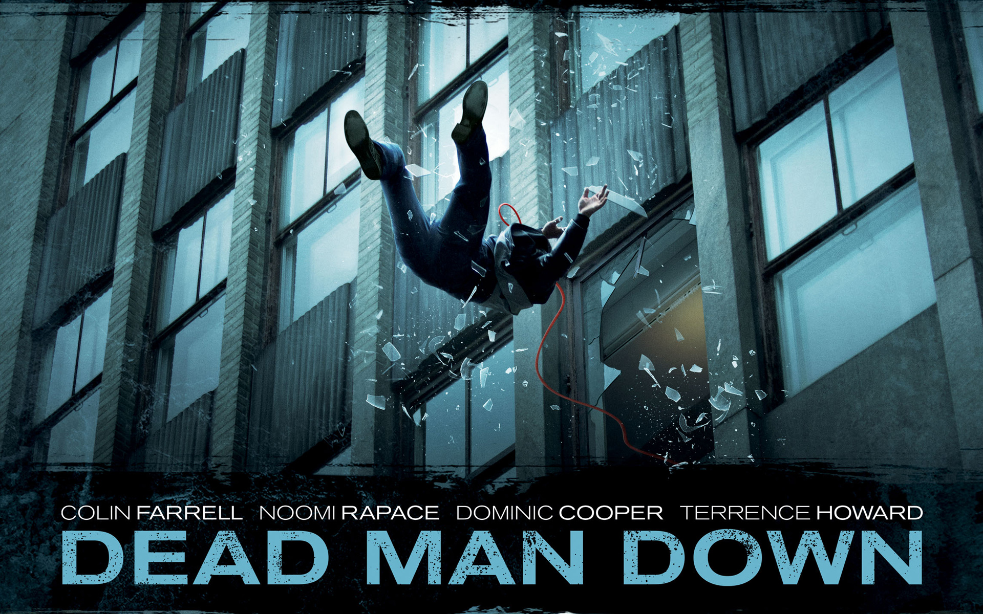 Dead Man Down Movie